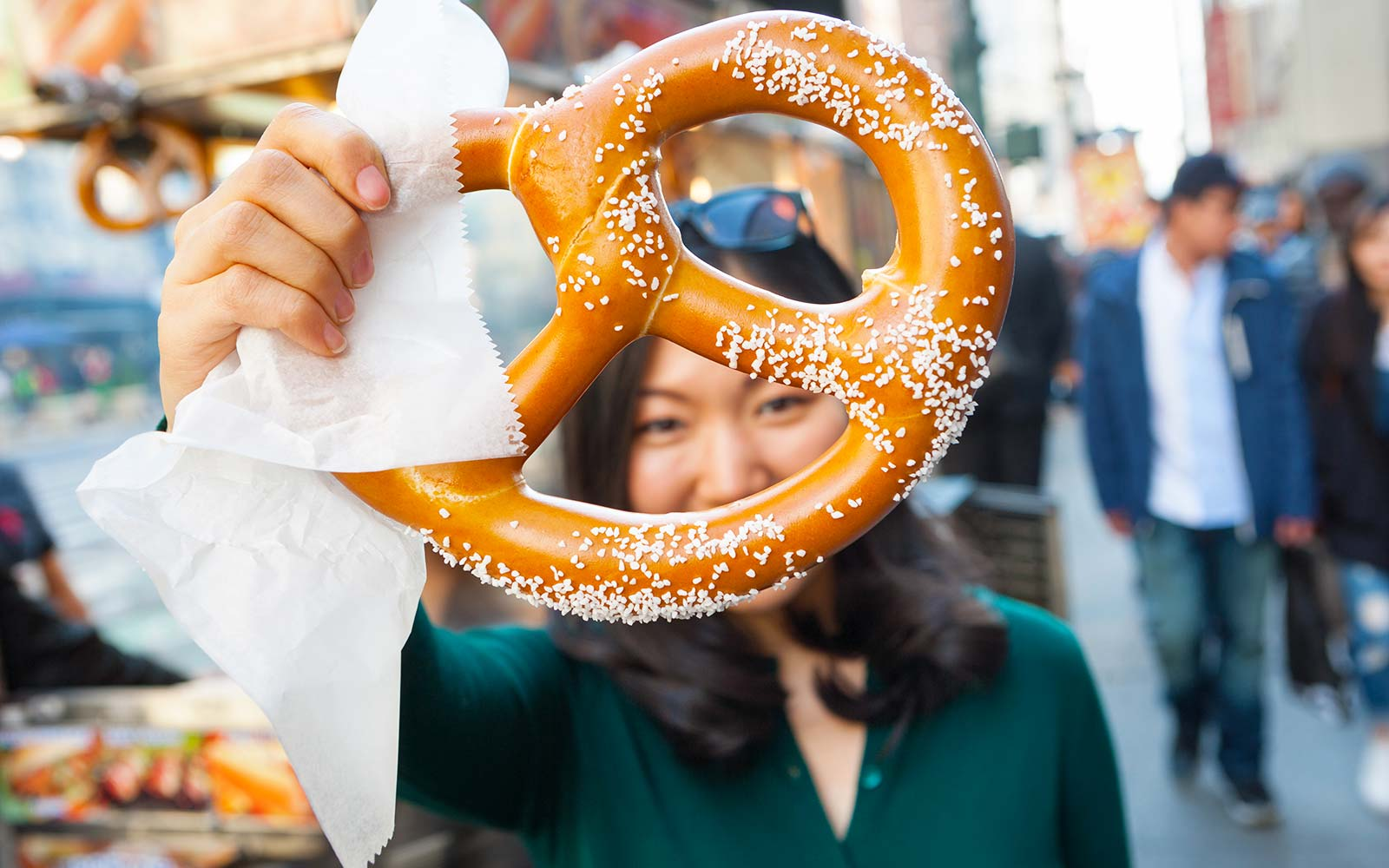 Here's Where You Can Find Freebies on National Pretzel Day