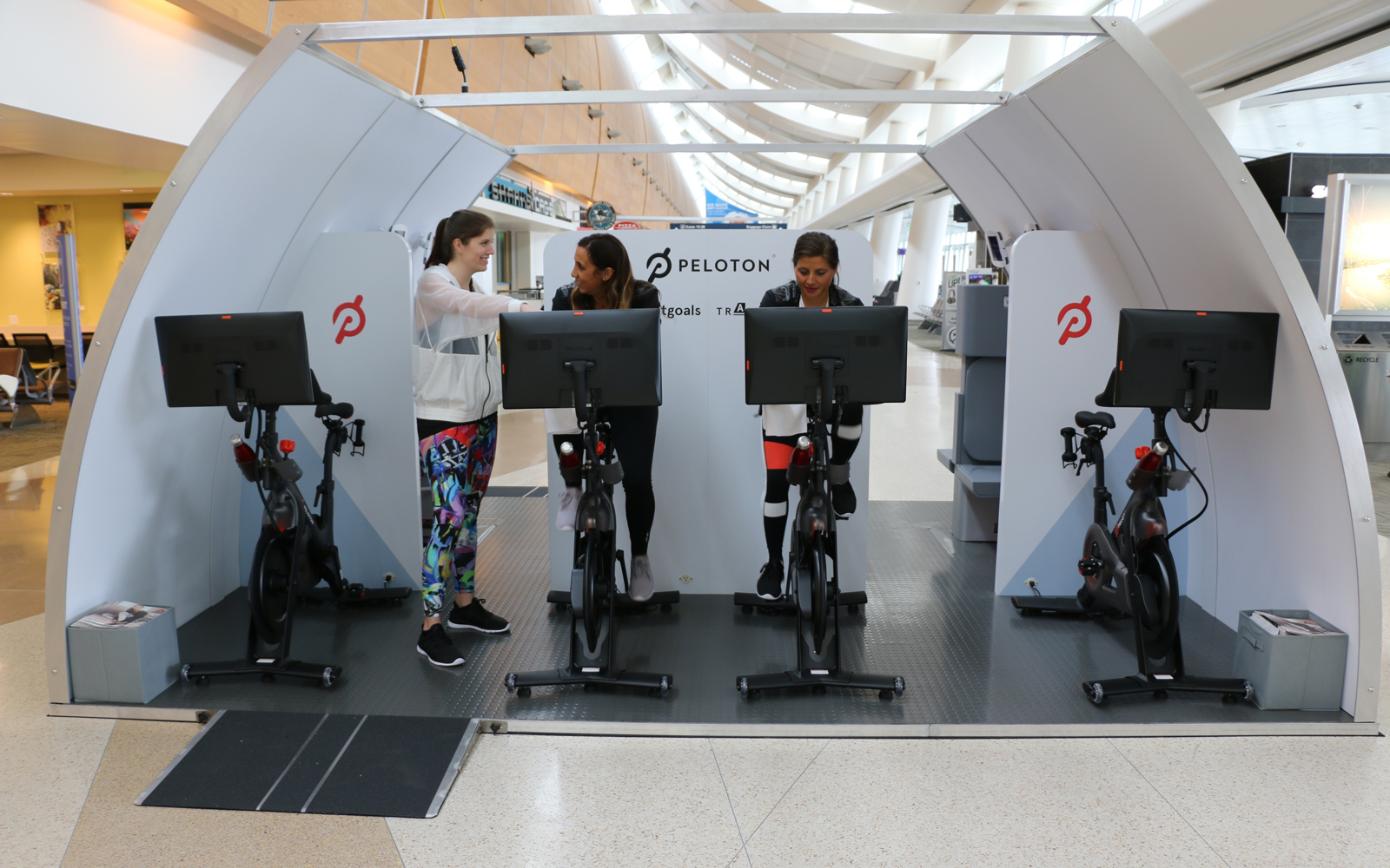 SoulCycle on a Plane? This Airbus Concept Would Have Us Spinning Through the Air