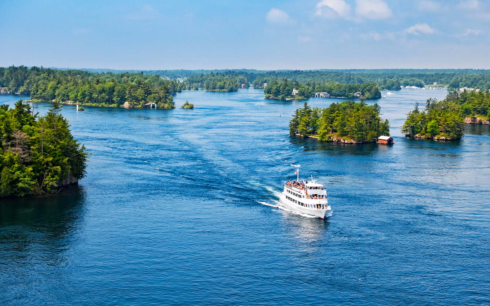A Guide to Vacationing on the Thousand Islands| Travel + Leisure