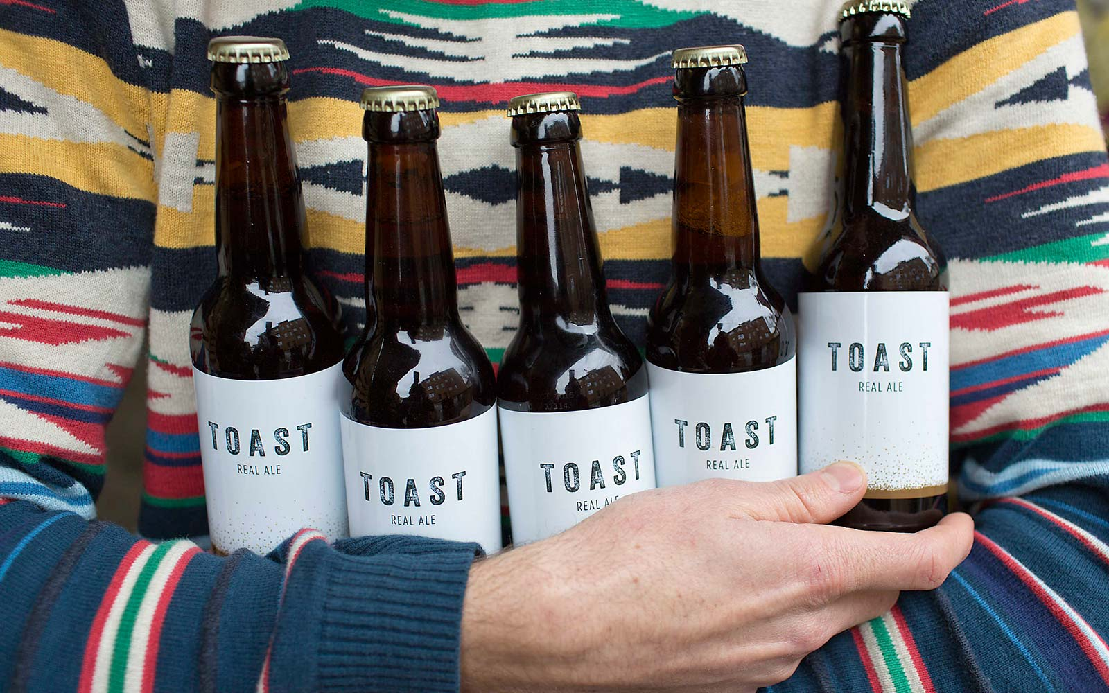 This Beer Made From Trash Just Arrived in the U.S. — and It's Really Popular