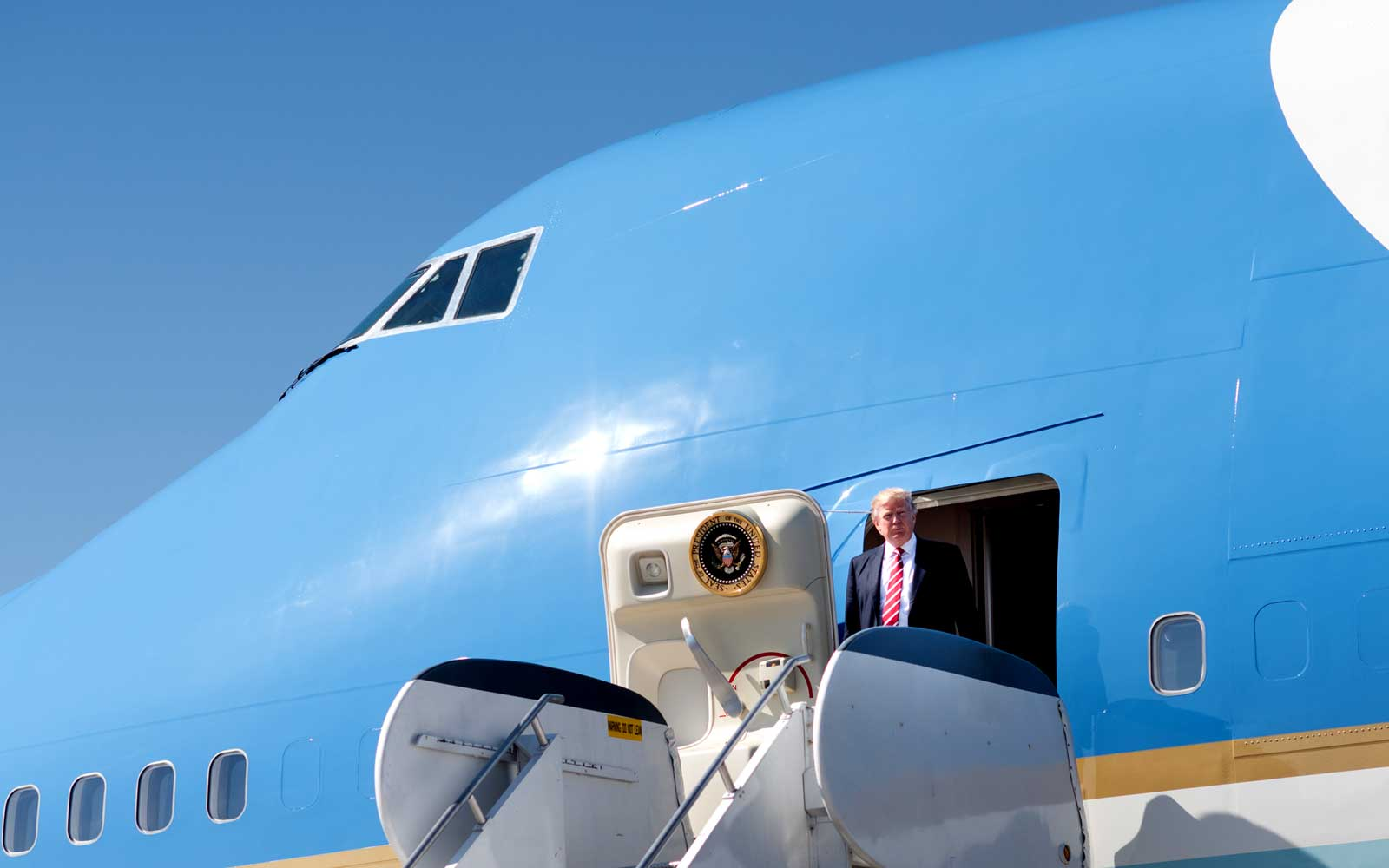 Trump's Travel Spending for One Year Could Surpass Expenses For Obama's Entire Term