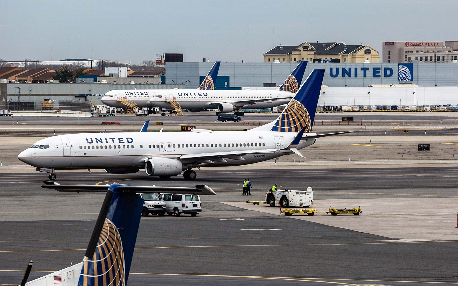 United Airlines: Police Reports Blame Passenger for Injuries