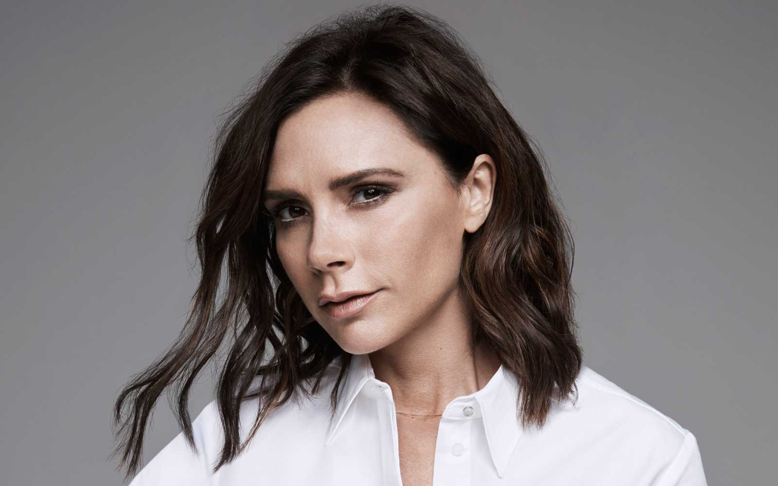 Where Victoria Beckham Shops With Her Kids in London