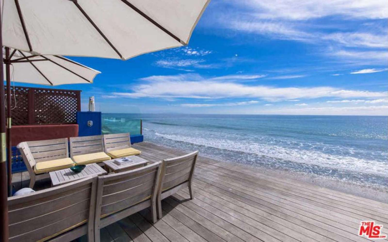 Sting's Malibu vacation rental