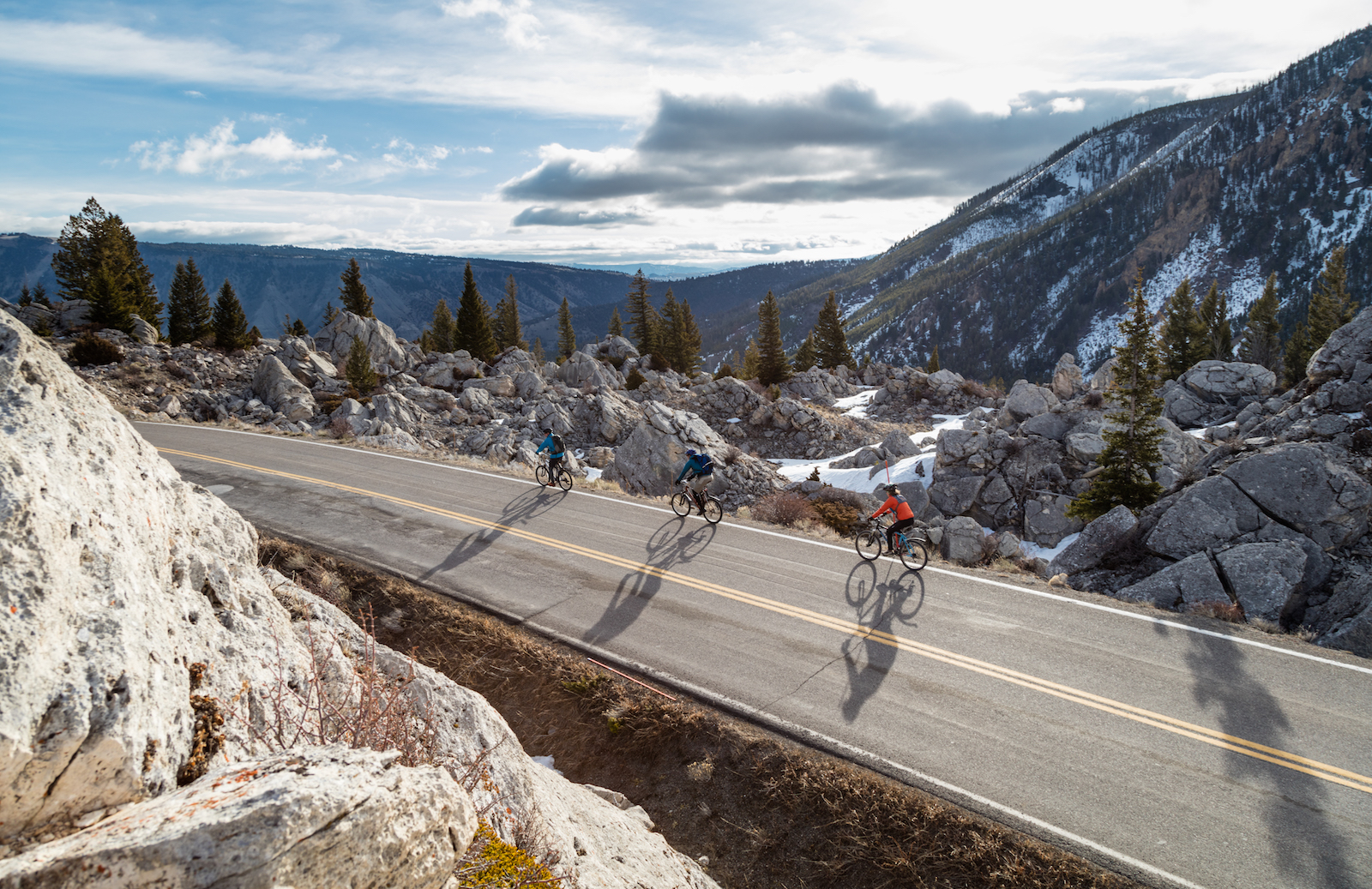 Car-free Bike Paths Open at Yellowstone and Grand Teton National Parks for Limited Time