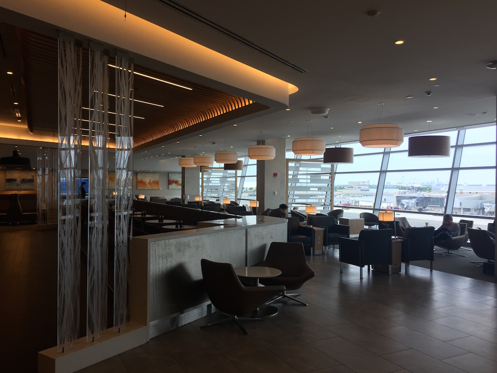 An Inside Look At The New American Airlines Flagship