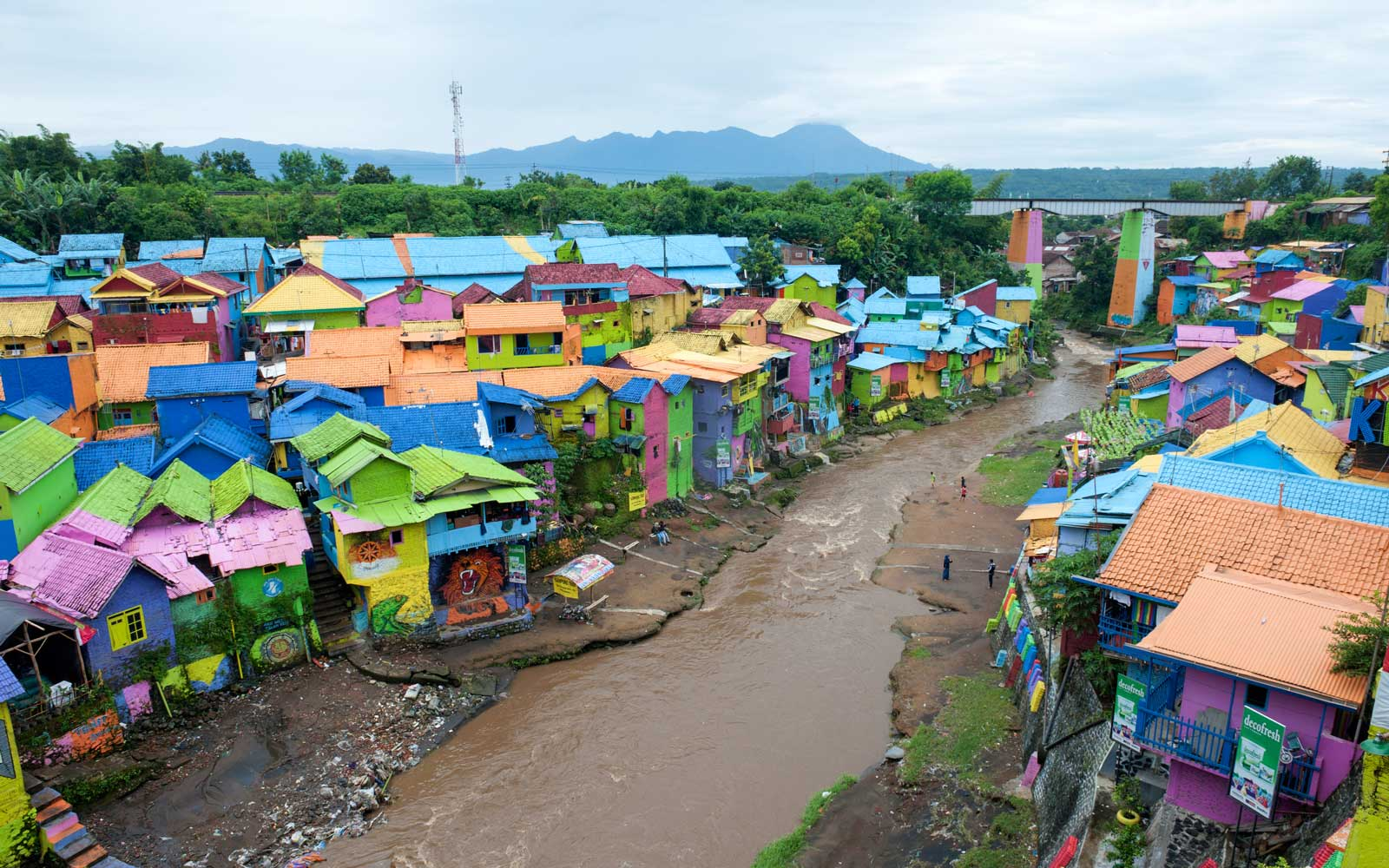 Rainbow Village Indonesia