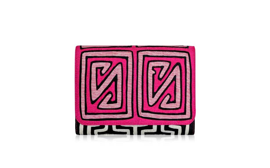 Lust-worthy Travel Find: Maiyet x Mola Sasa Clutch