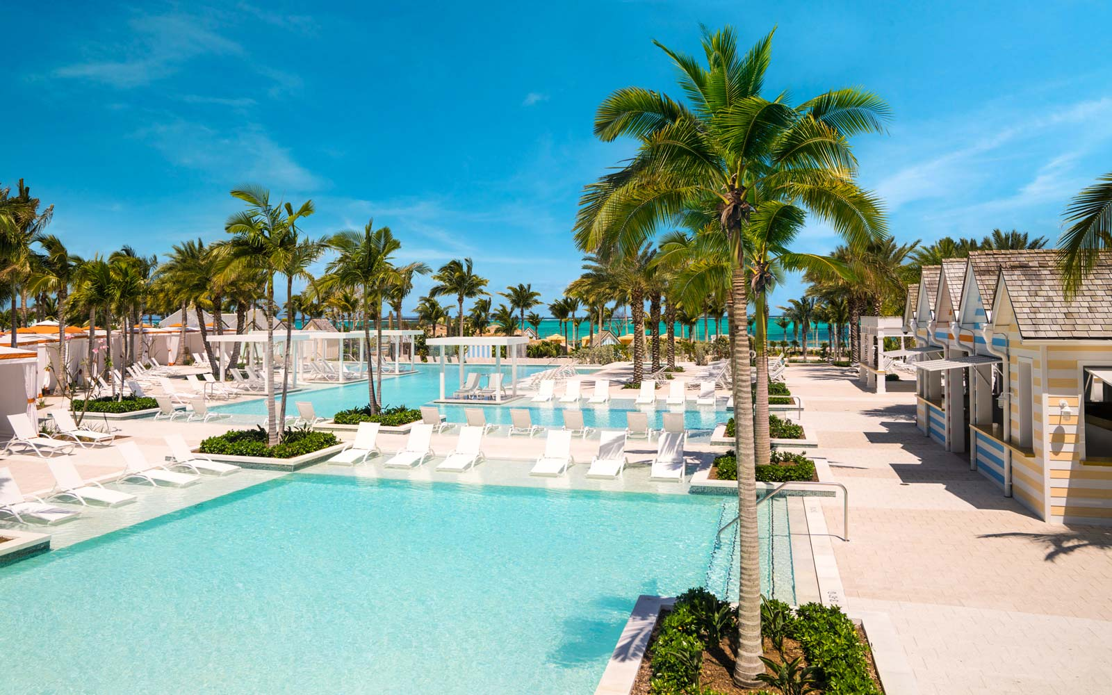 The Pool at the Grand Hyatt, Baha Mar