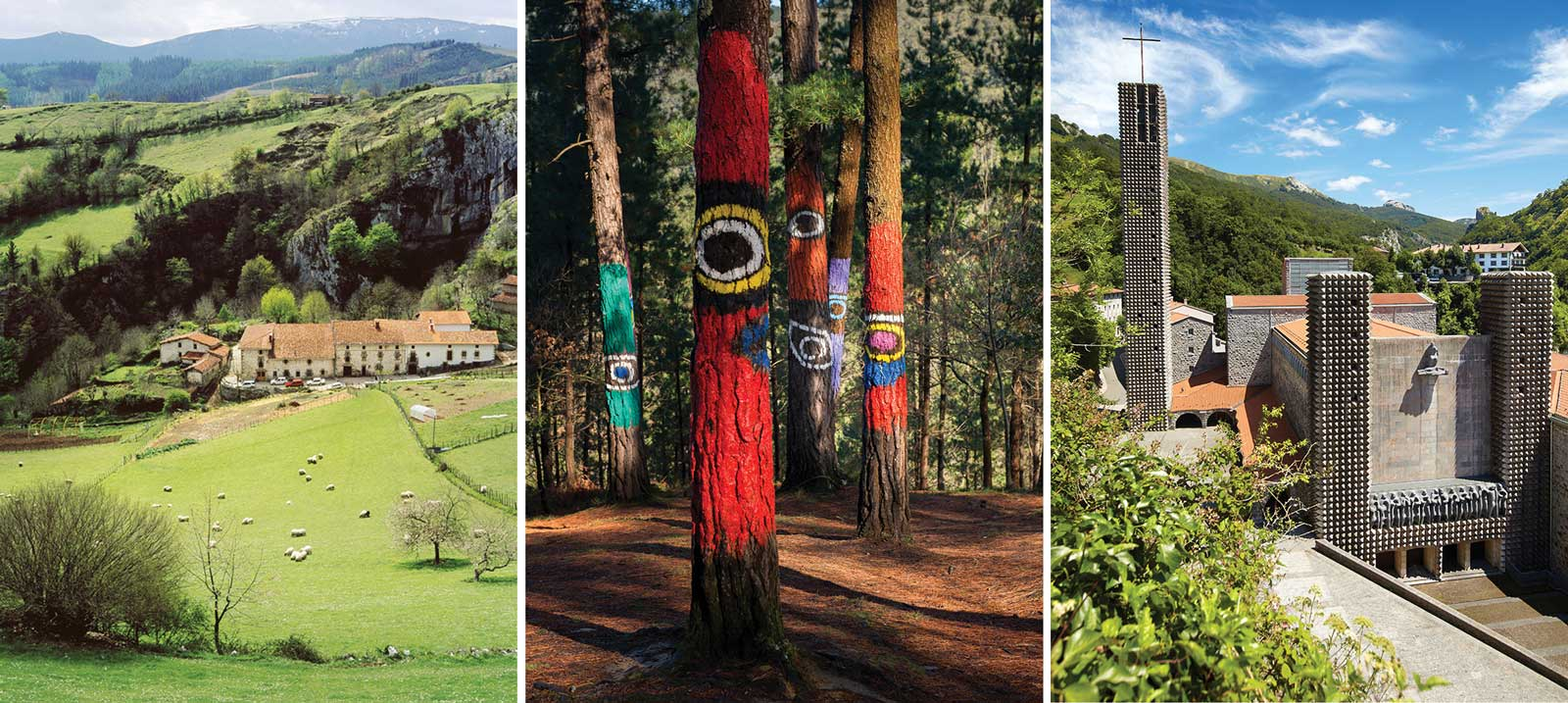 Art in Spain's Basque Region
