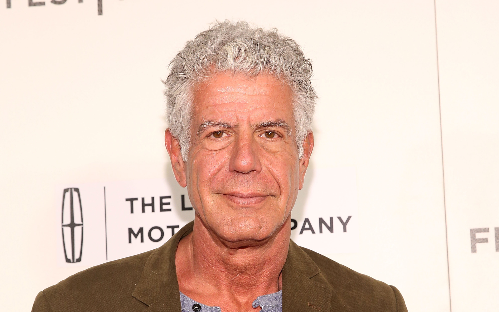 Anthony Bourdain just posted his first Instagram with girlfriend Asia Argento