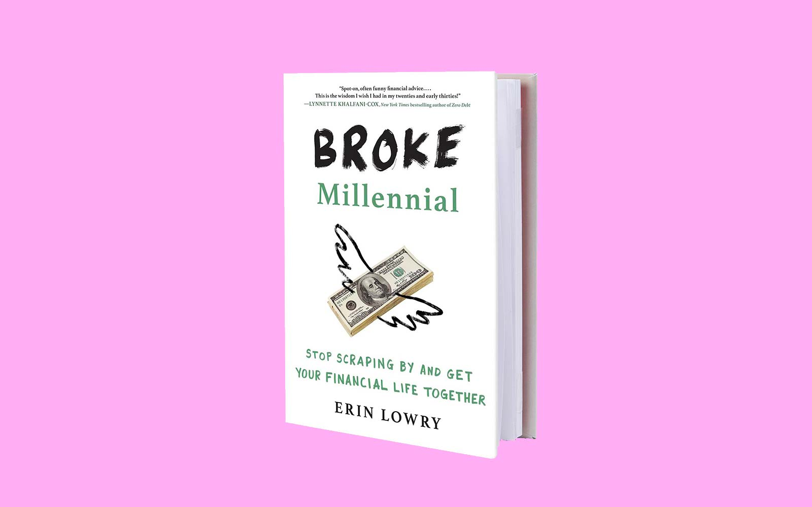 There's a new book about money that millennials will actually read