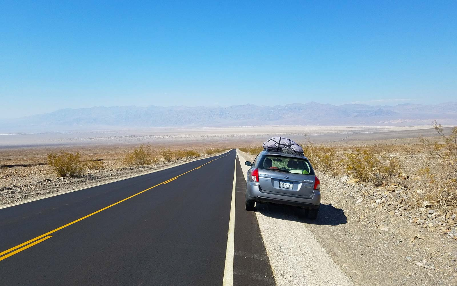 Greg Cayea Guinness record for Longest Journey By Car