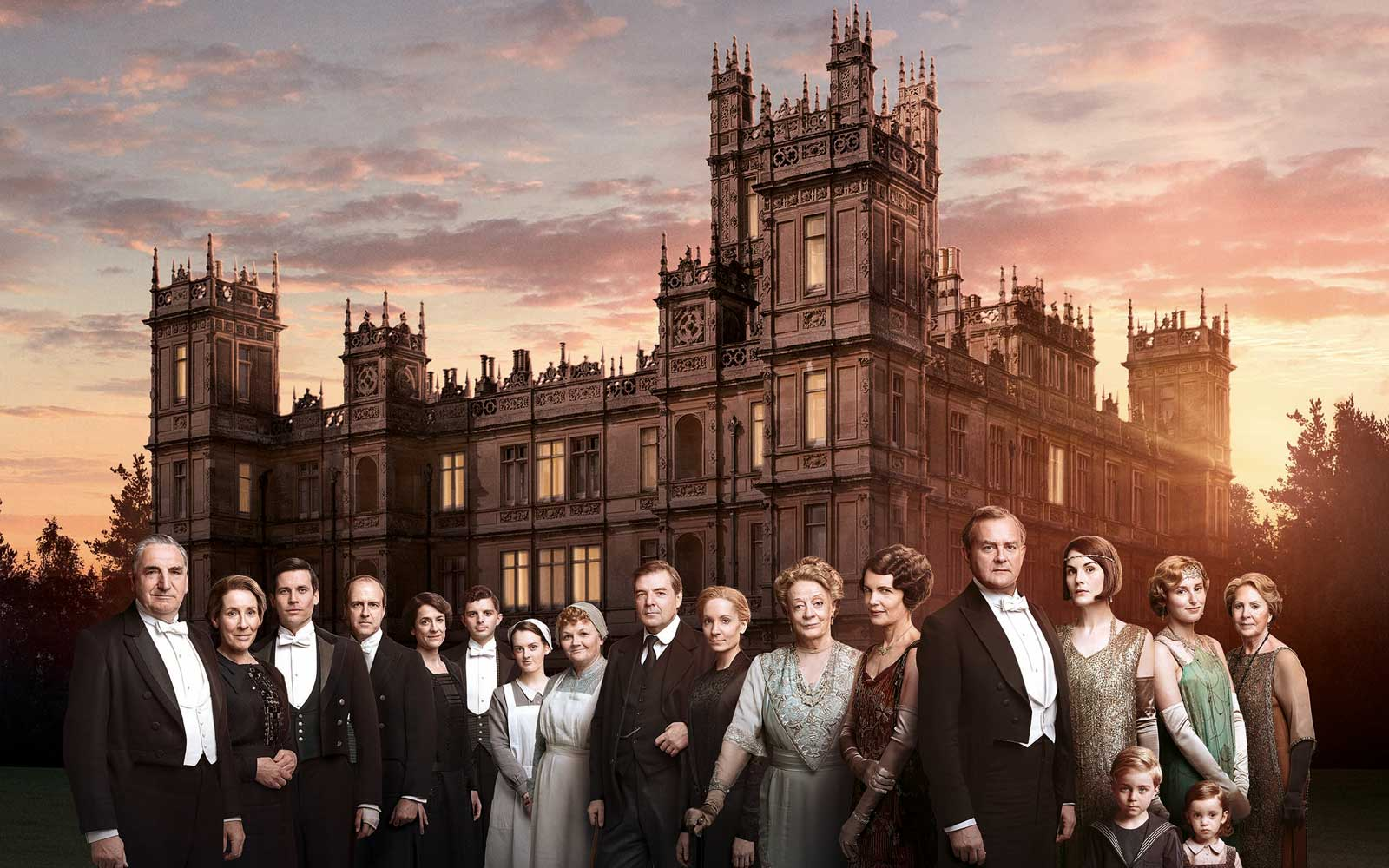 A 'Downton Abbey' movie is really happening: Here's what we know