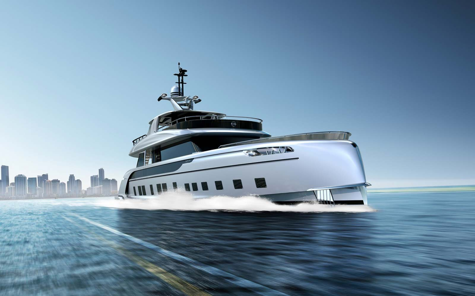 Design your own multi-million dollar yacht
