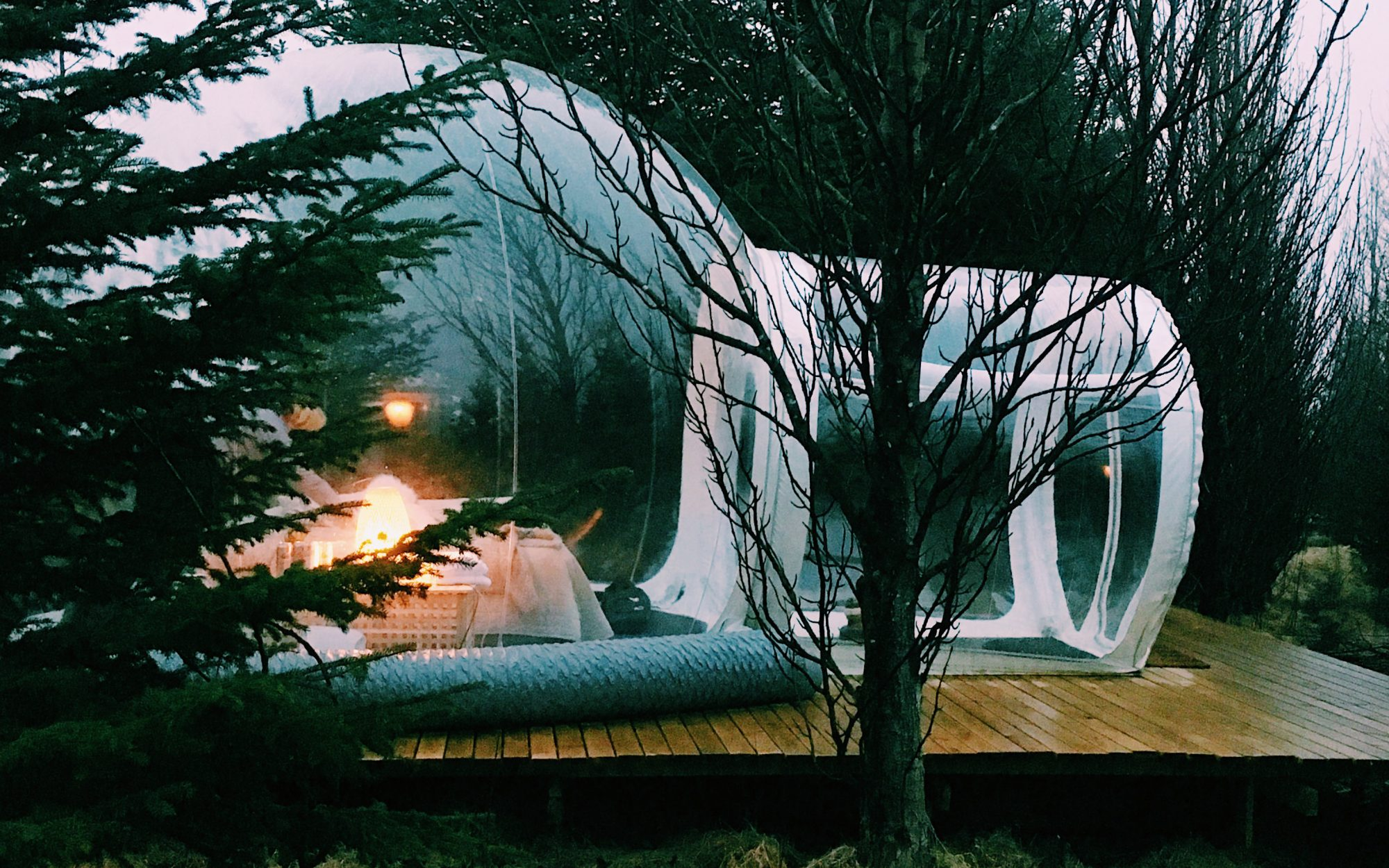 This Bubble Hotel Is the Ultimate Way to Sleep Under the Stars in Iceland