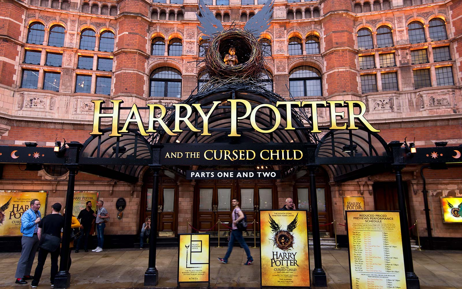 We finally know the premiere date for 'Harry Potter and the Cursed Child' on Broadway
