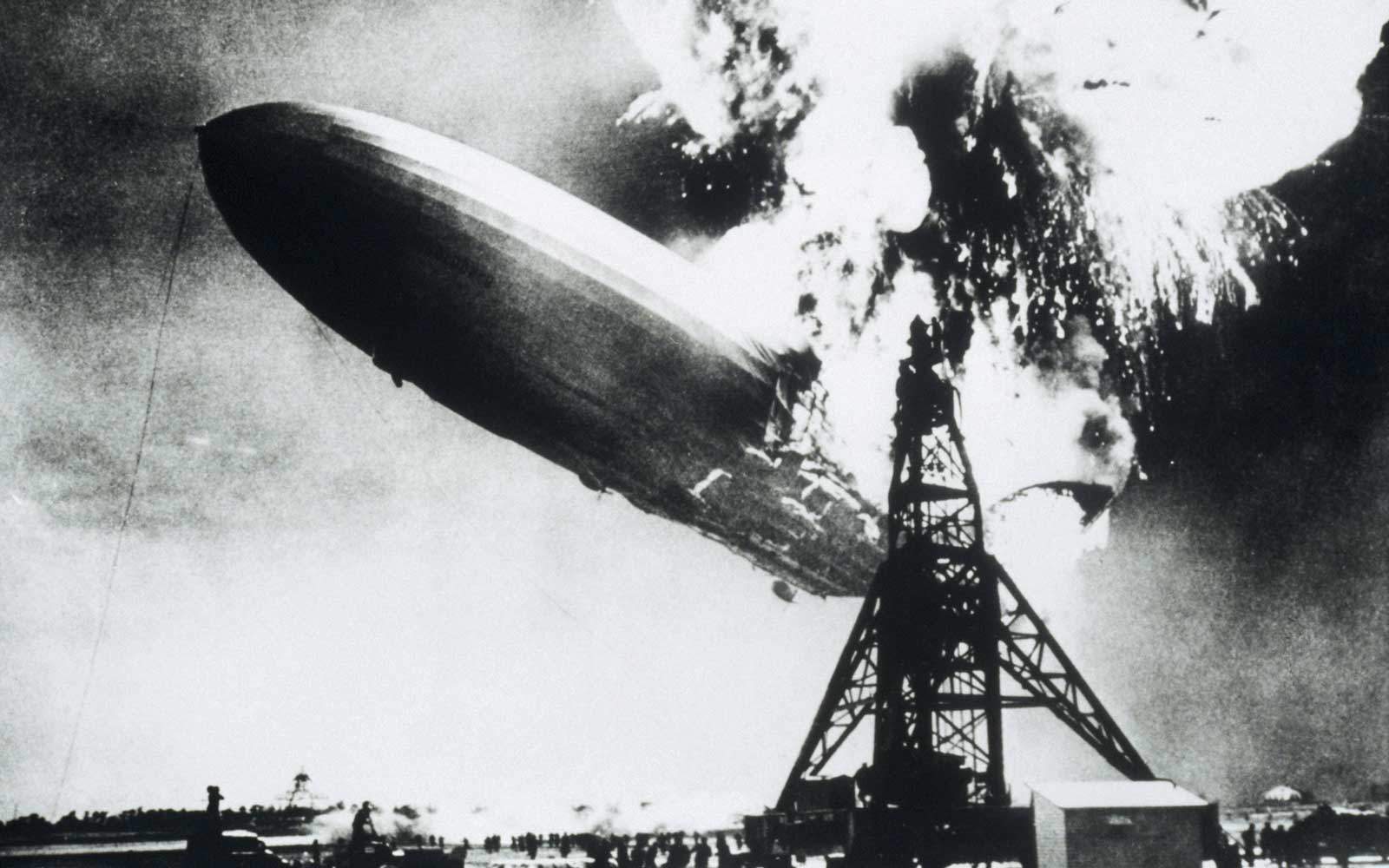 Why the Hindenburg disaster is an air crash worth remembering