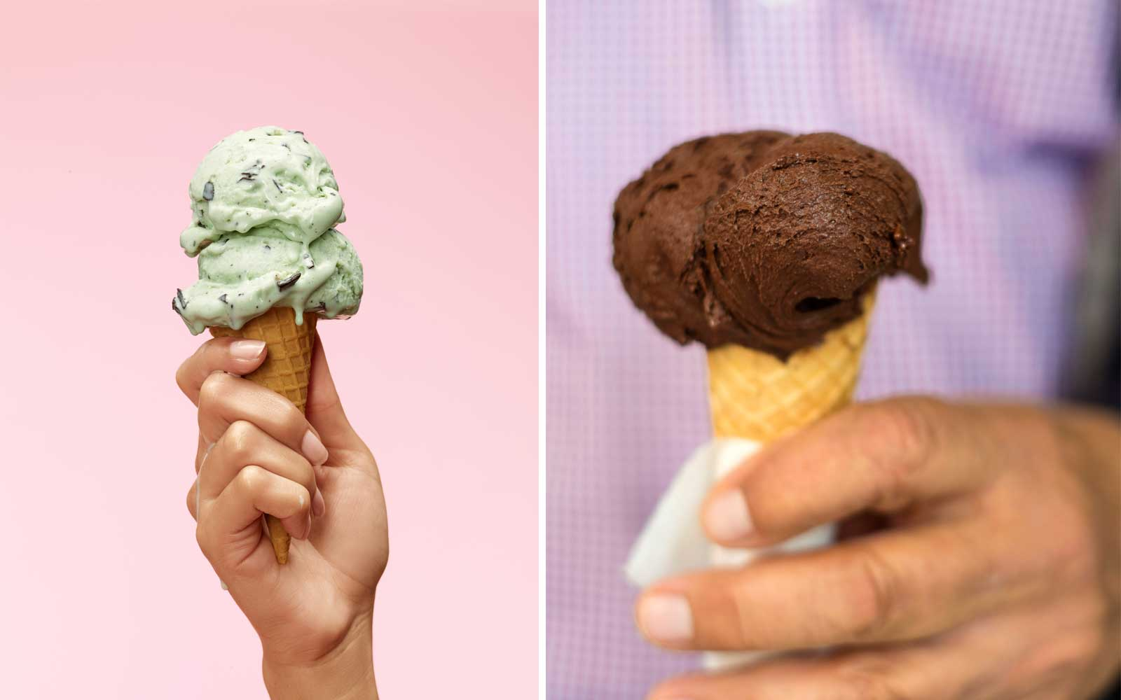 The real difference between ice cream and gelato