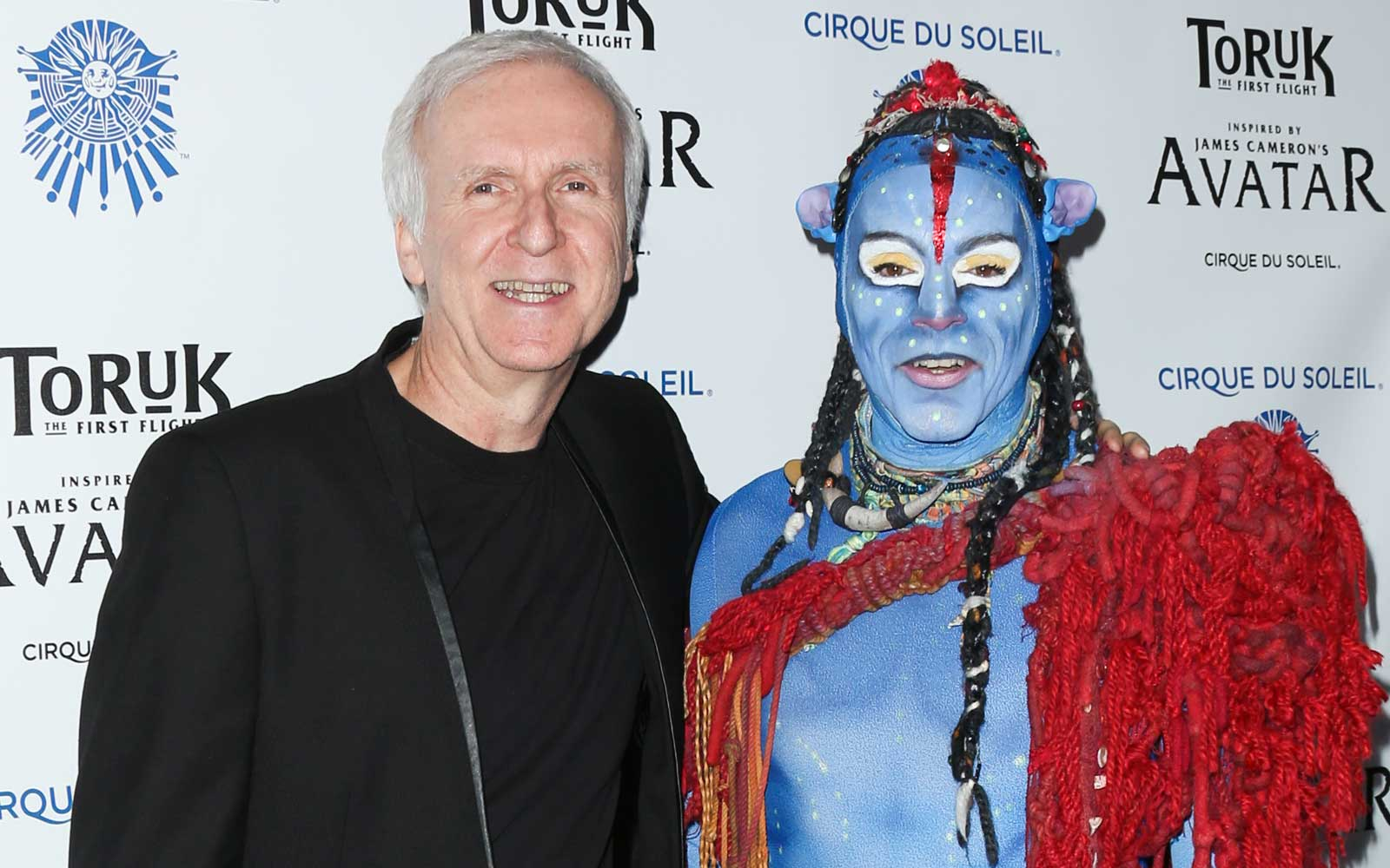 How James Cameron came up with the idea for 'Avatar' and the Pandora theme park