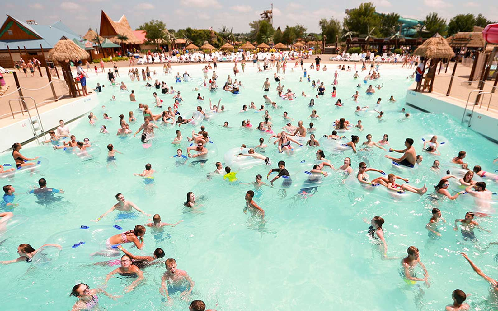 The waterparks you'll want to cool off at this summer
