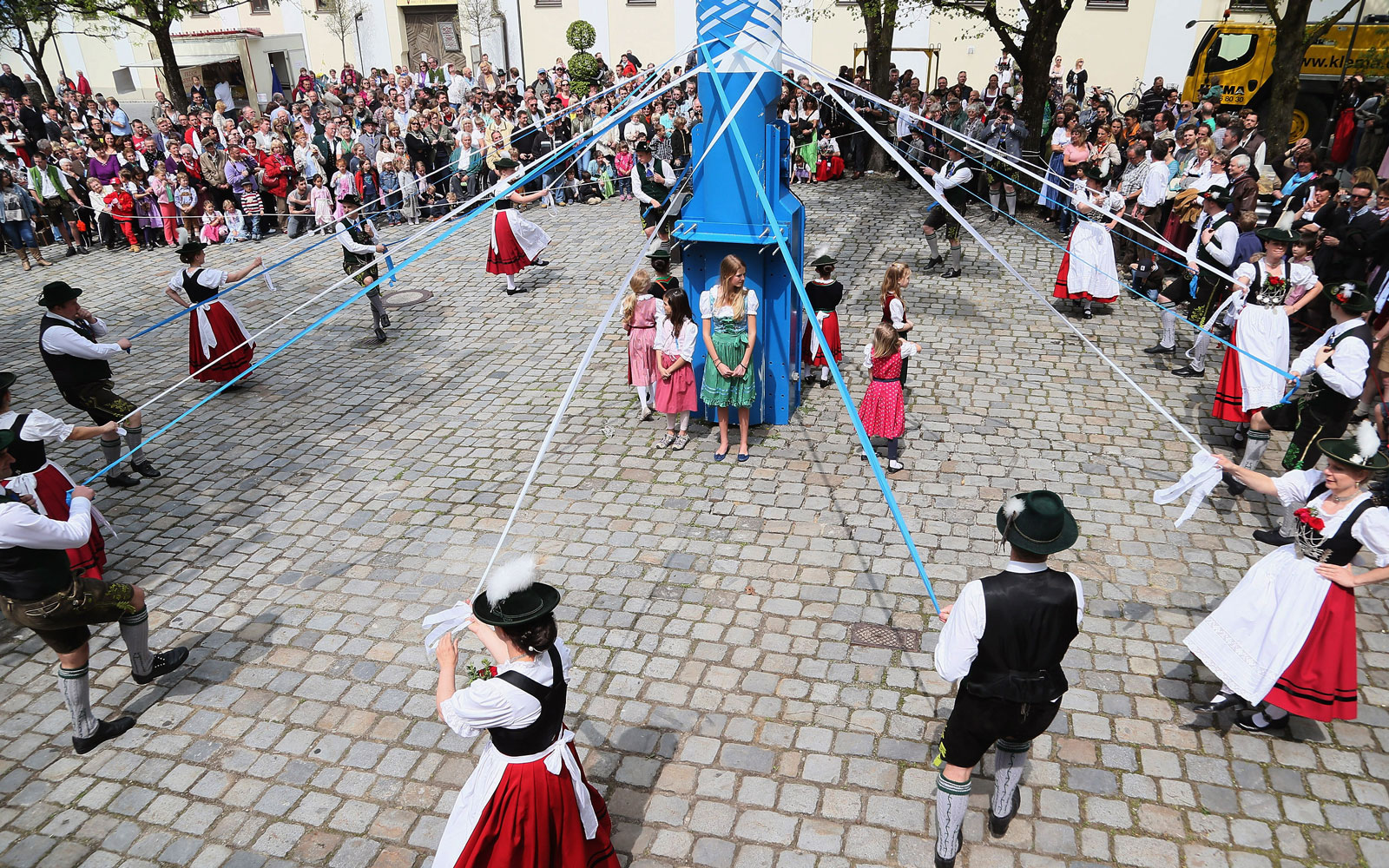 May Day is about more than dancing around a pole — here's how it's celebrated around the world