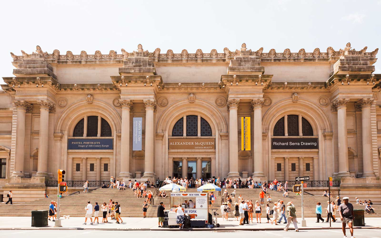 New York City's Metropolitan Museum of Art could start charging admission