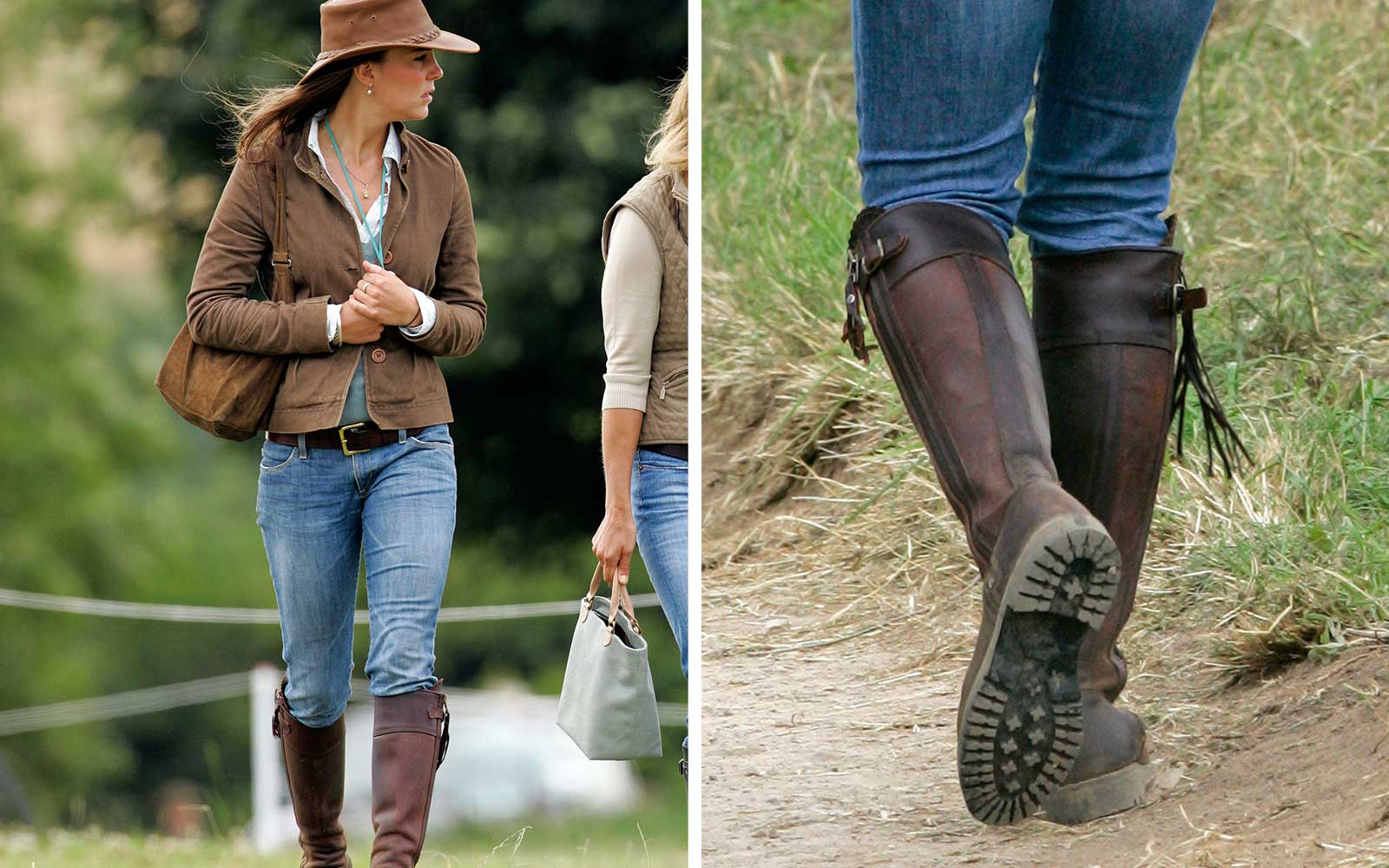 Kate Middleton Rewears Boots