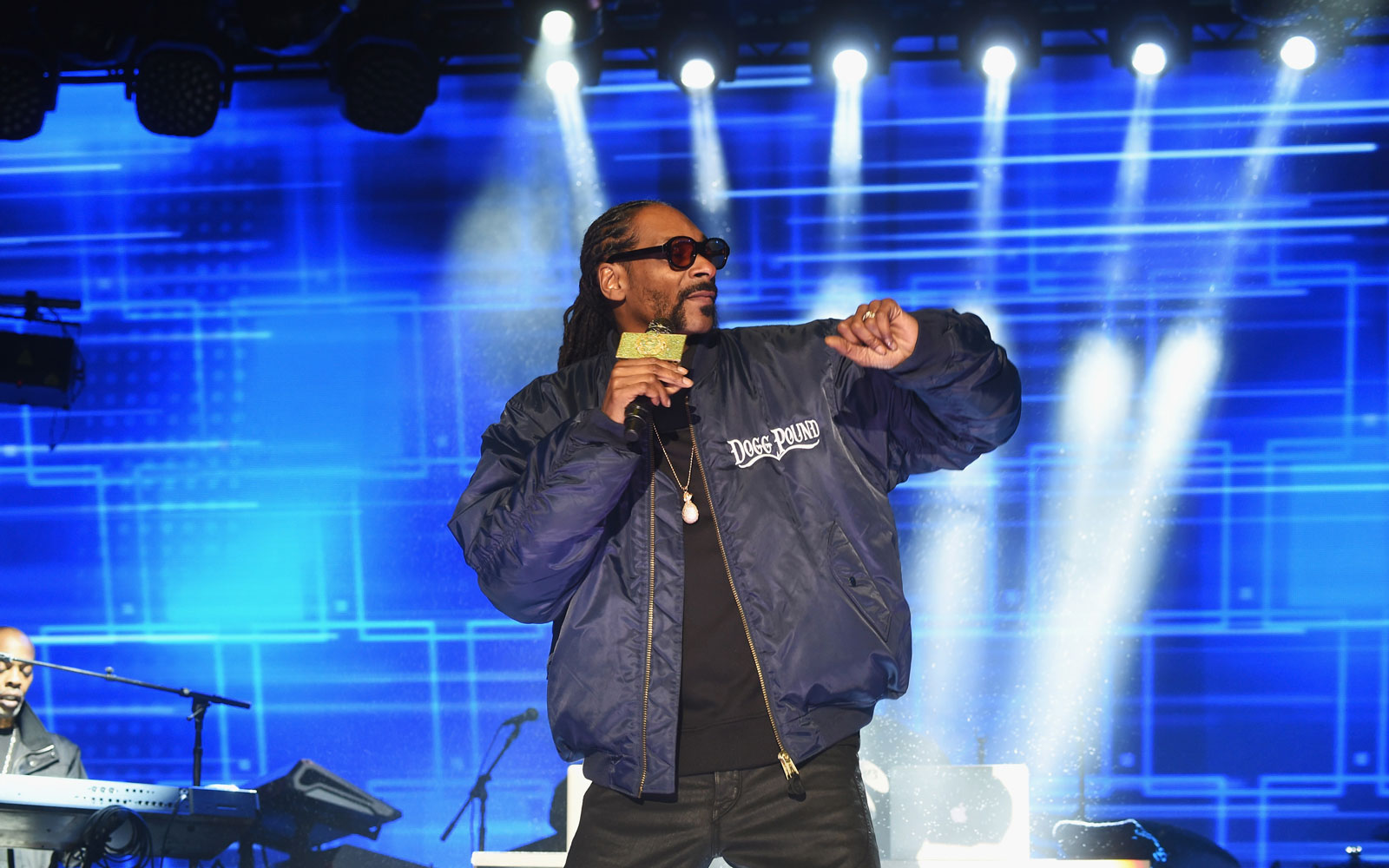 Snoop Dogg Wants to bring his music festival to a Mississippi town