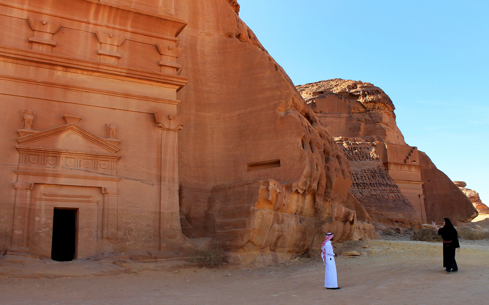 This Ancient City in Saudi Arabia Is an Archaeological Wonder