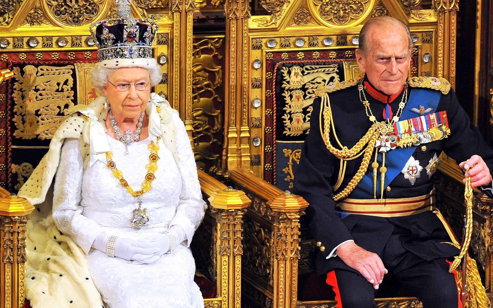 Prince Philip is retiring from royal duties after 70 years by Queen Elizabeth's side