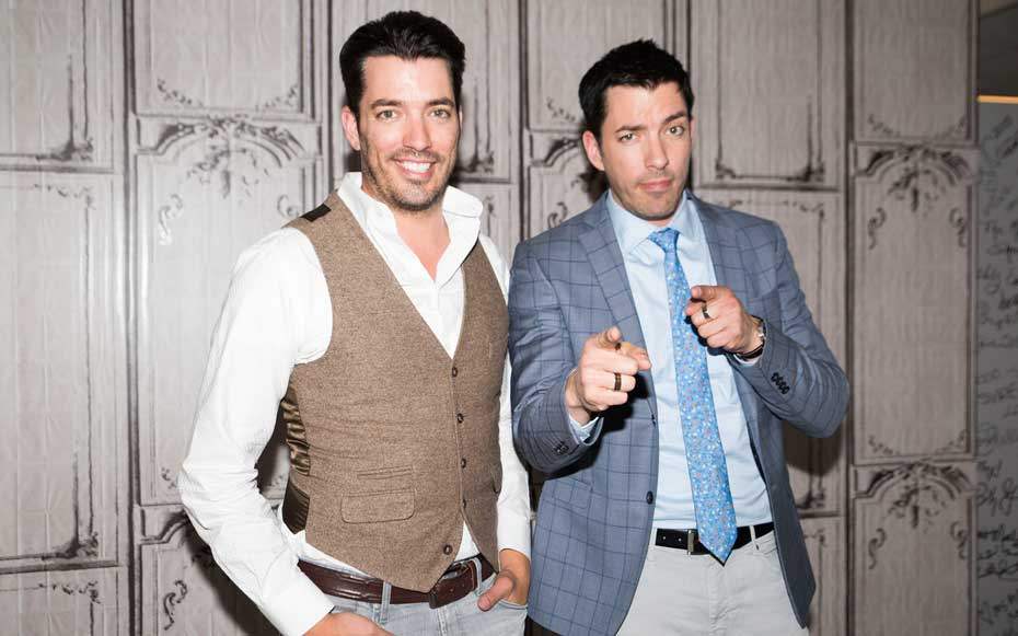 Your suspicions are confirmed: Not everything in the Property Brothers is real