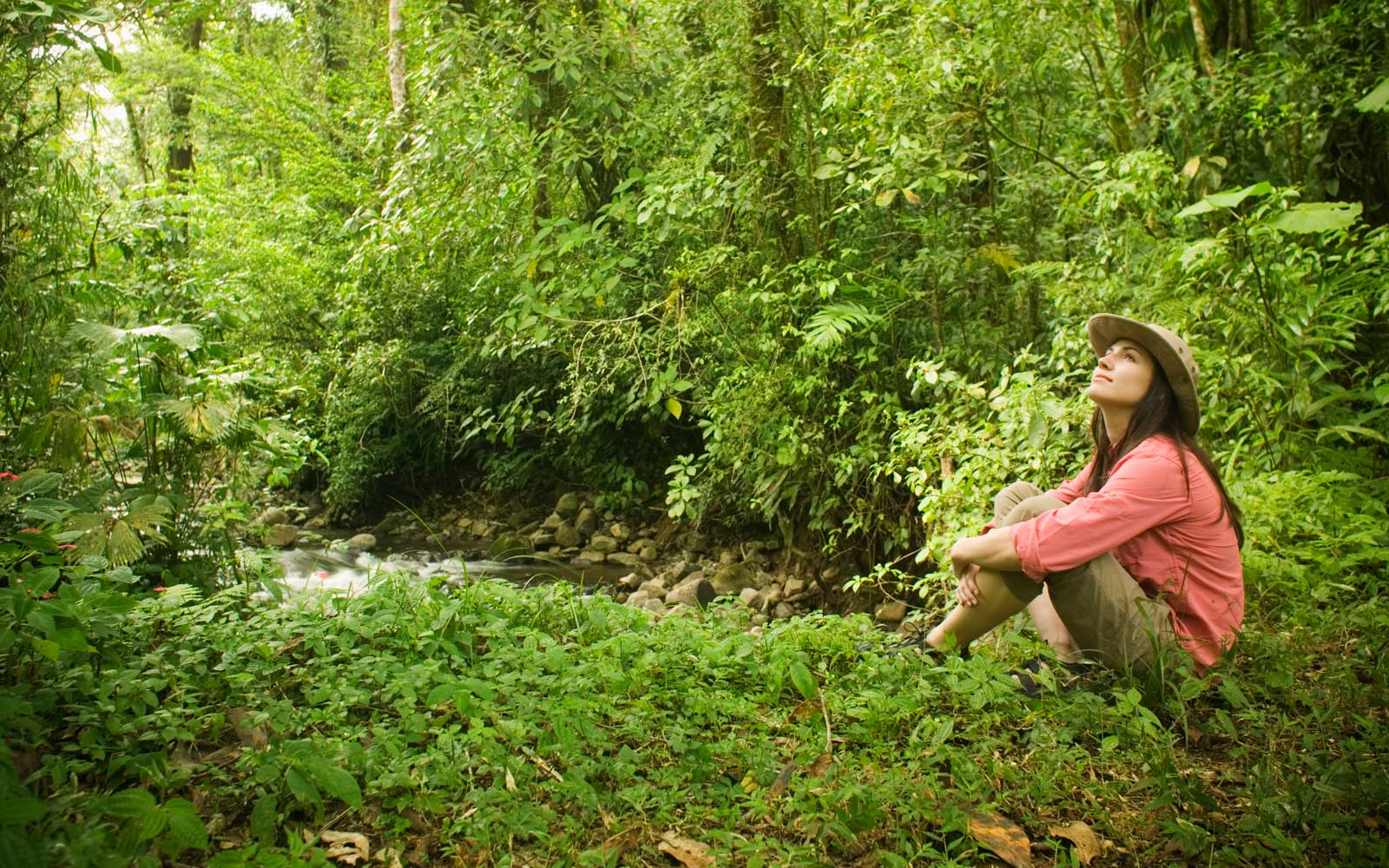 Women who spend time in nature live longer, study finds