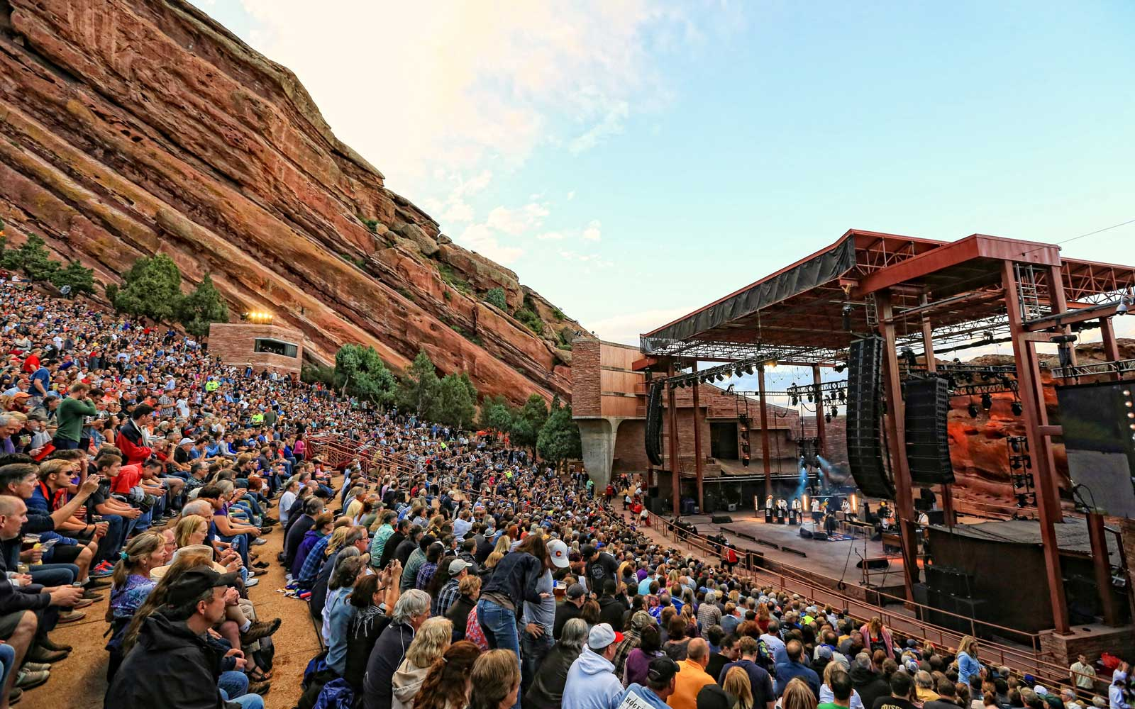 Red Rock Amphitheater