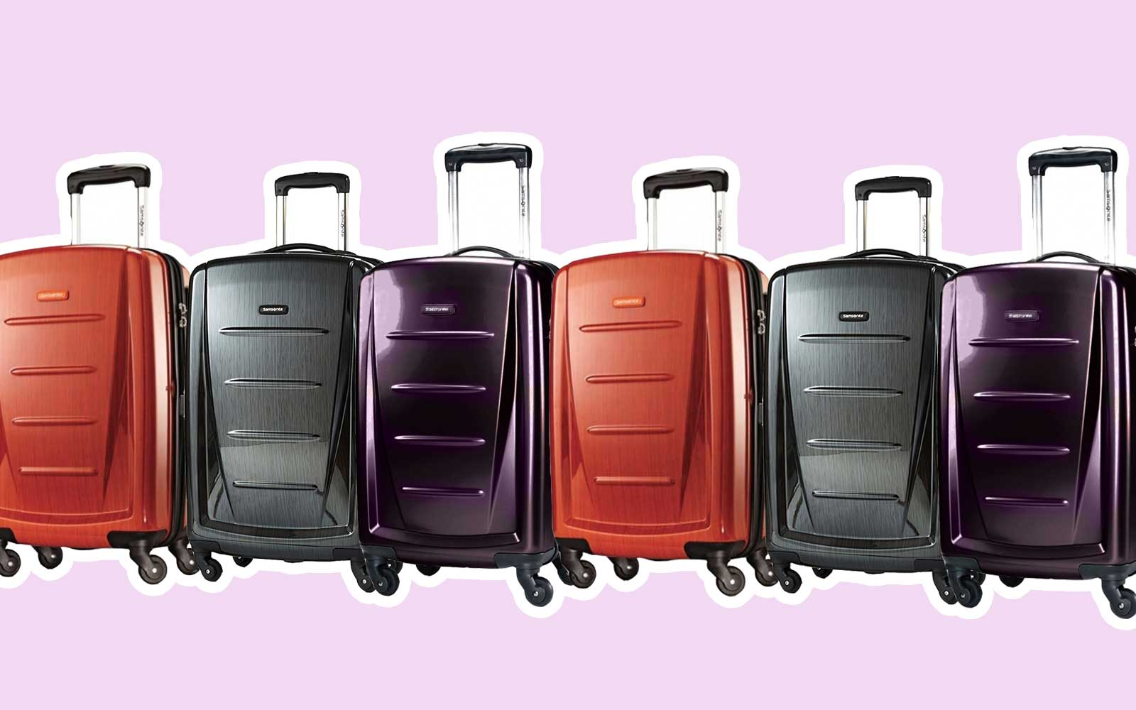 This Is the Best-selling Carry-on Suitcase on Amazon