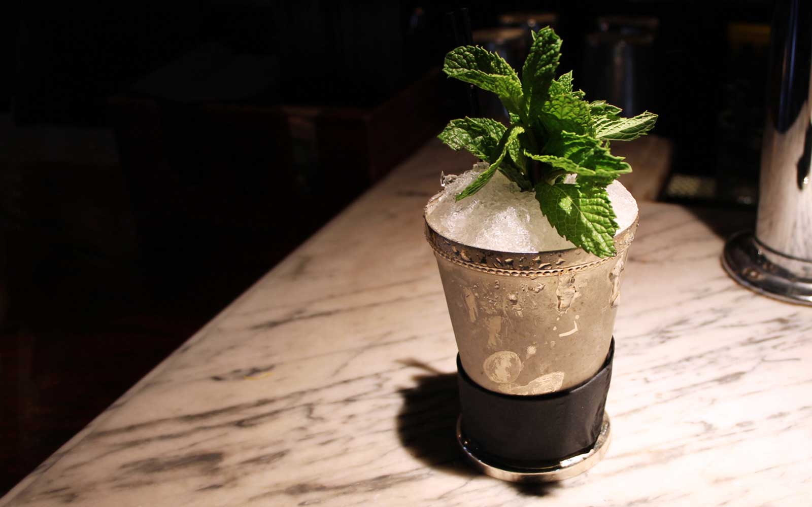 Where to find the best mint juleps in the U.S.