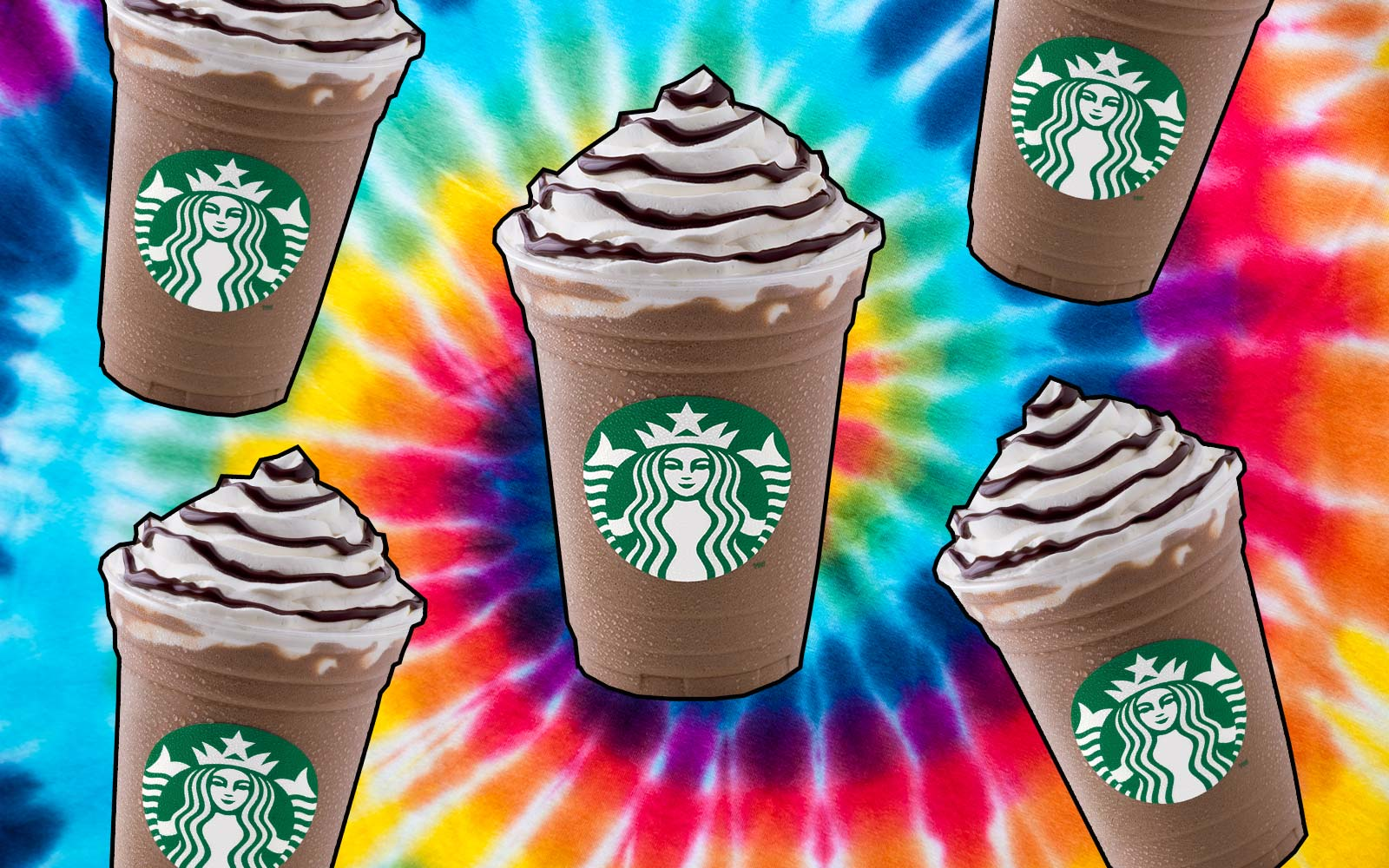 Starbucks' new Mermaid Frappuccino and more off-menu drinks about to take over your Instagram feed