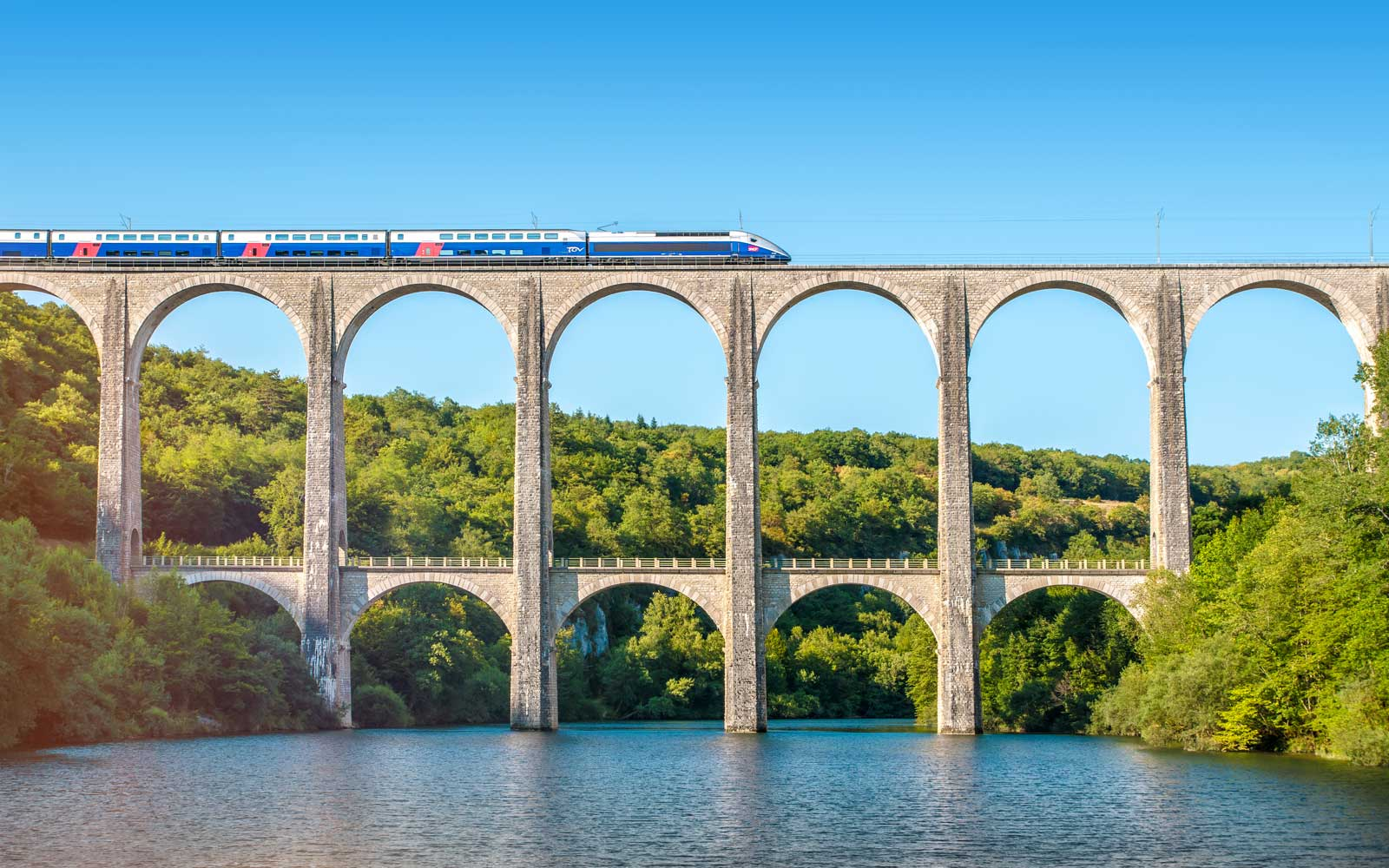 How to See Europe by Rail