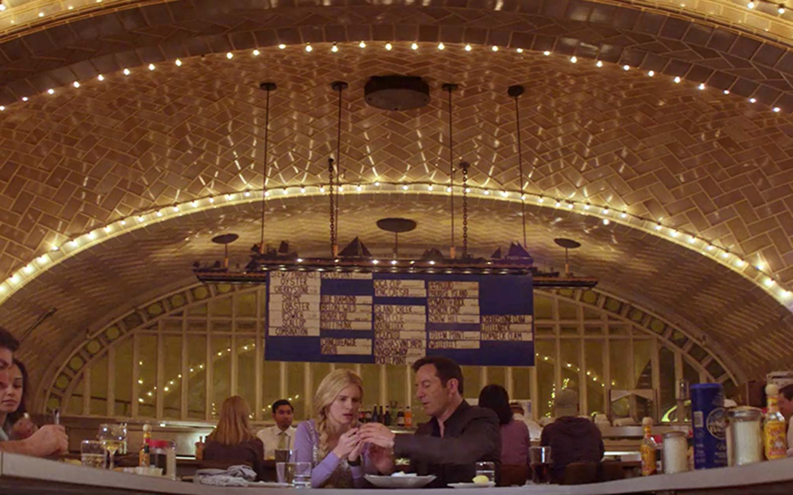 Netflix Food Spots The OA Grand Central Oyster Bar