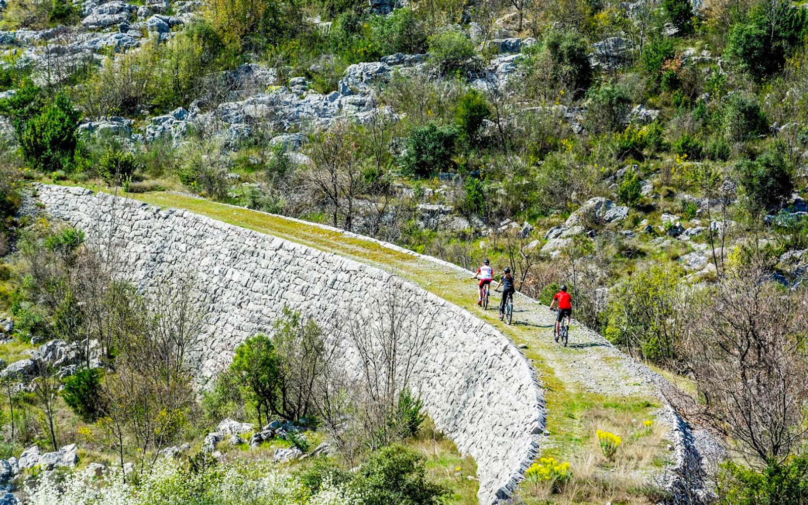 New 100-mile bike trail connects Croatia to Bosnia and Herzegovina