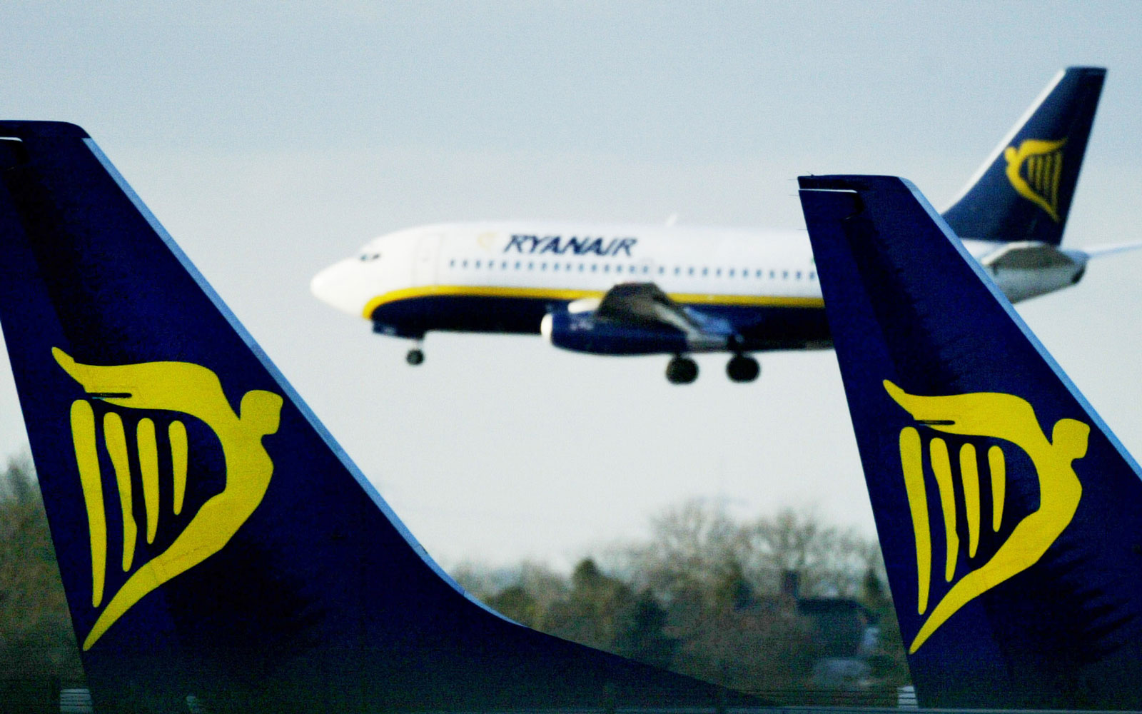 You can now fly direct to Europe with Ryanair