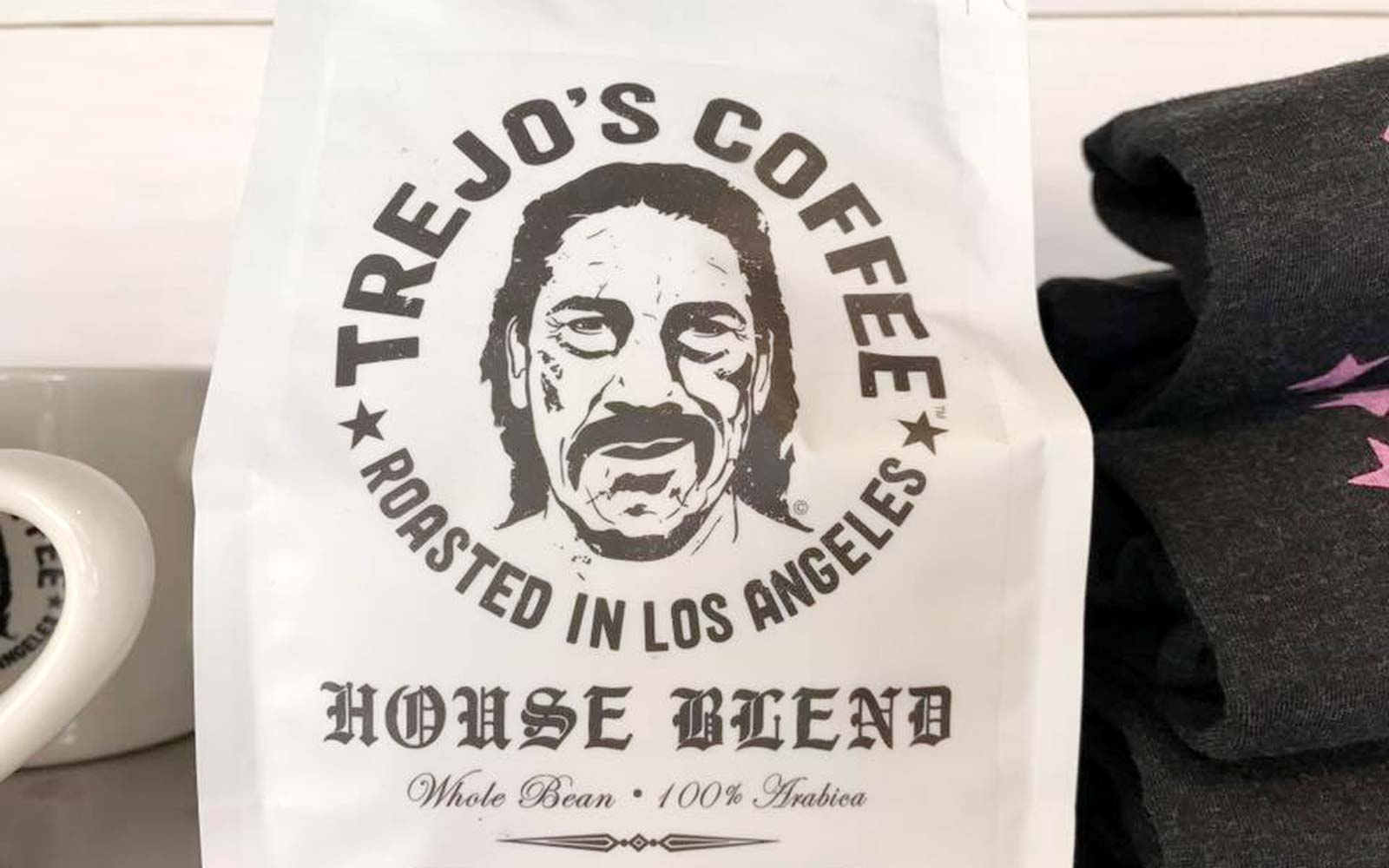 Danny Trejo is now selling tequila-lime and Mexican hot chocolate donuts in Hollywood