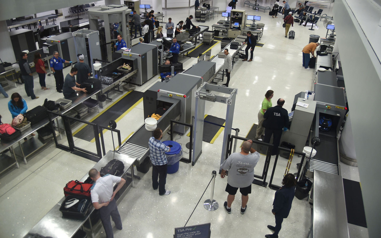 Get ready to remove all electronics larger than a cellphone from your carry-on for the TSA