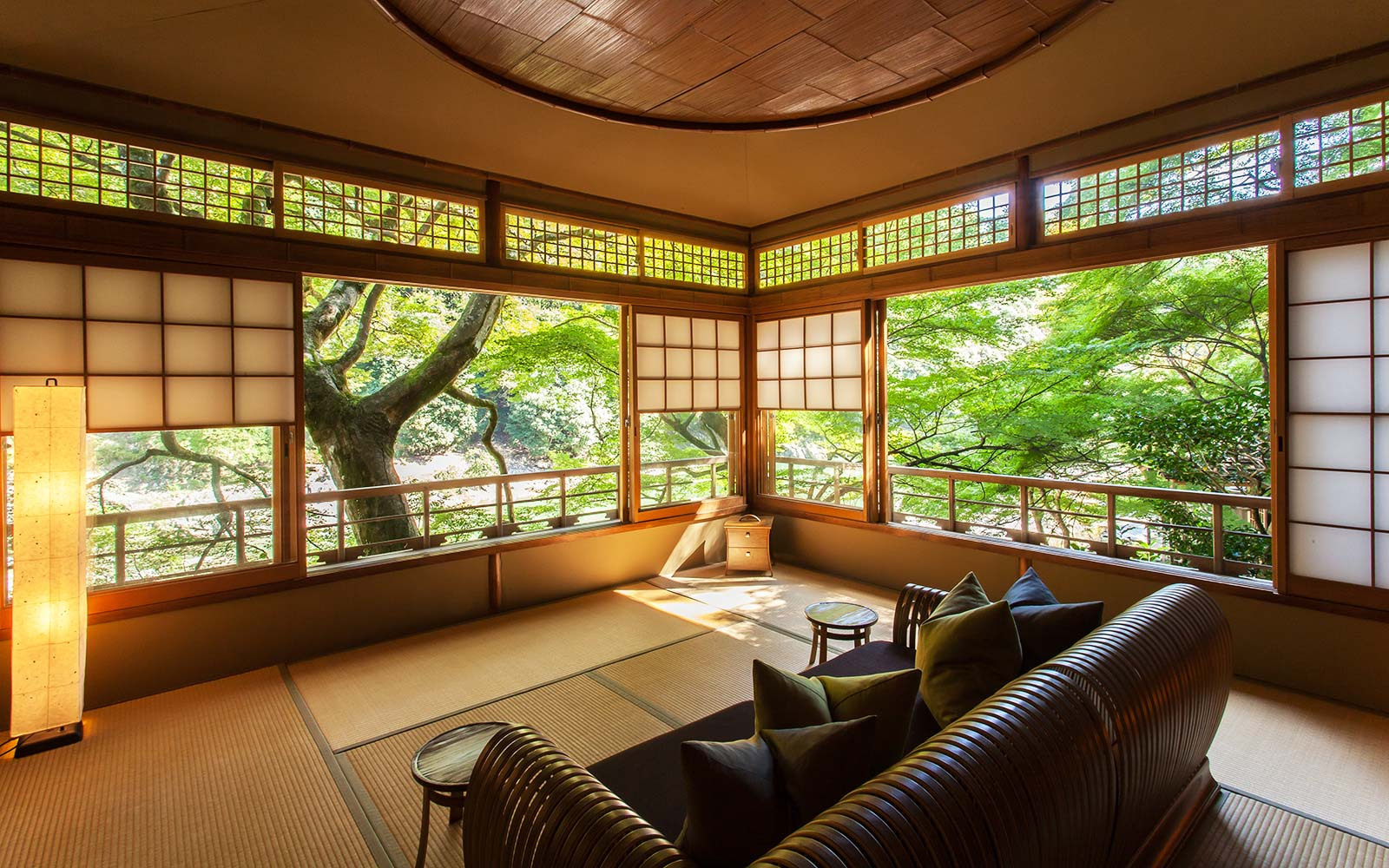 Jessica Alba Loves This Magical Hotel In Kyoto Travel