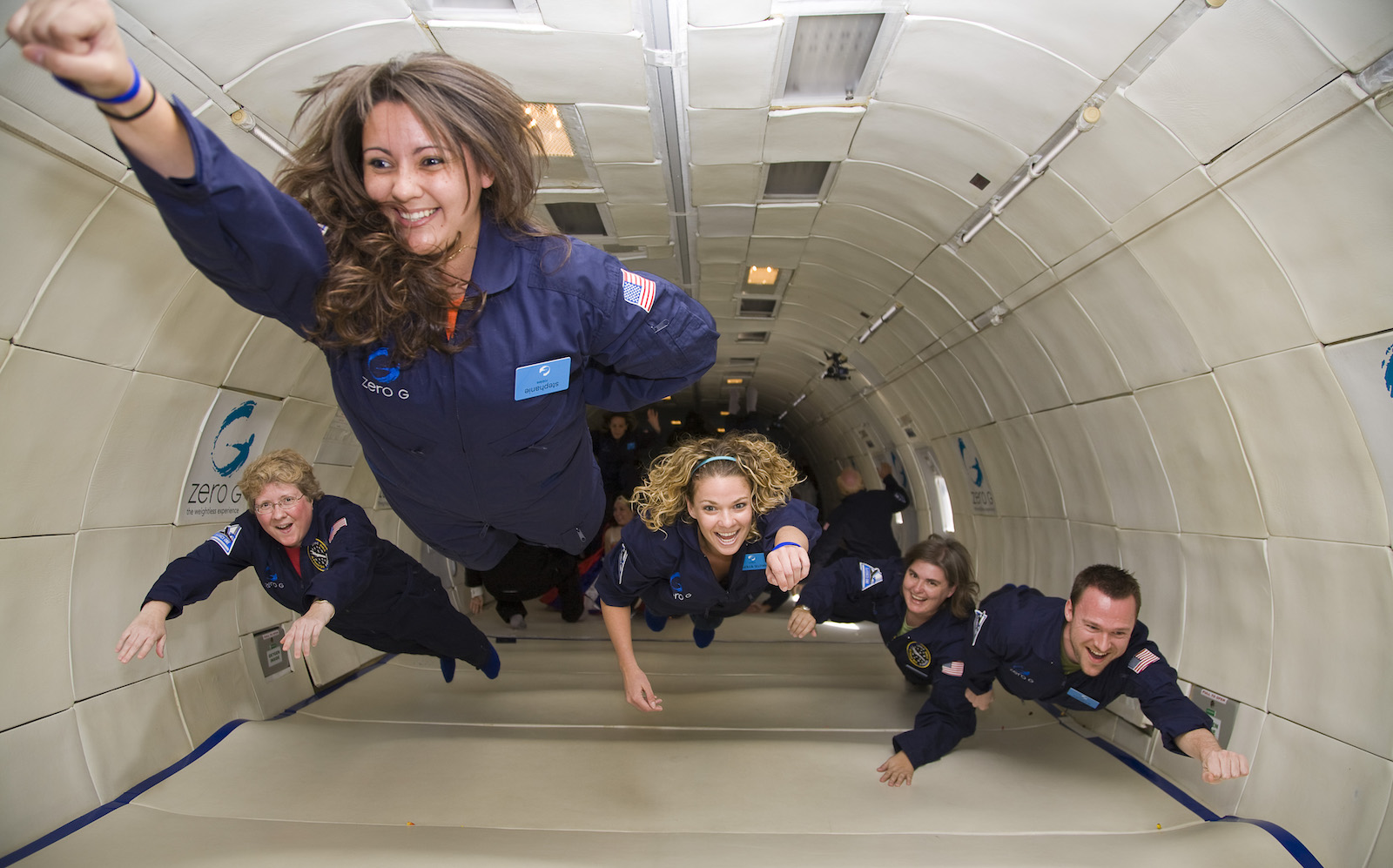 Zero Gravity Plane >> Go to the final frontier with William Shatner on a zero-gravity flight this summer | Travel ...
