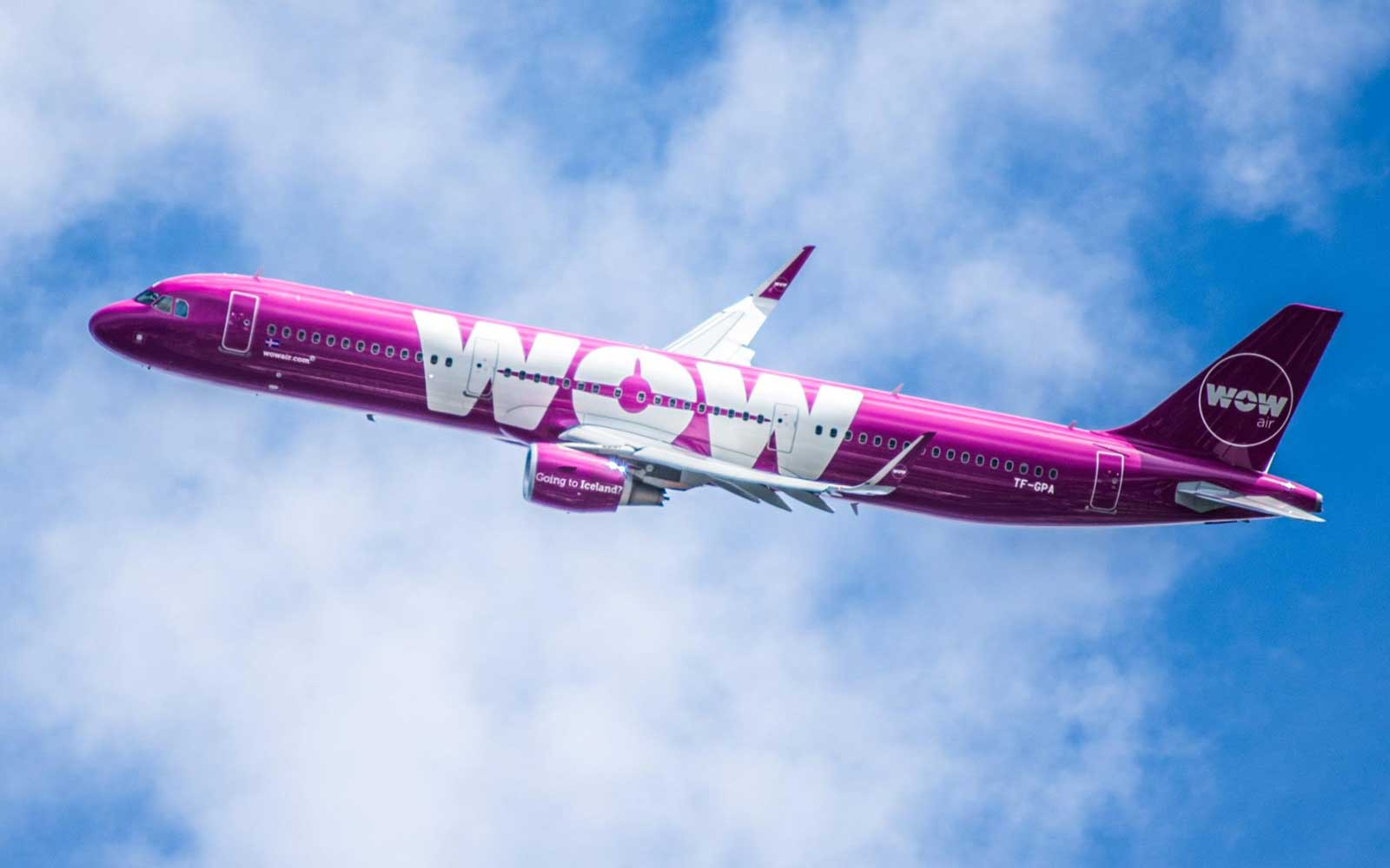 WOW Air Launches $99 Flights to Iceland From Pittsburgh