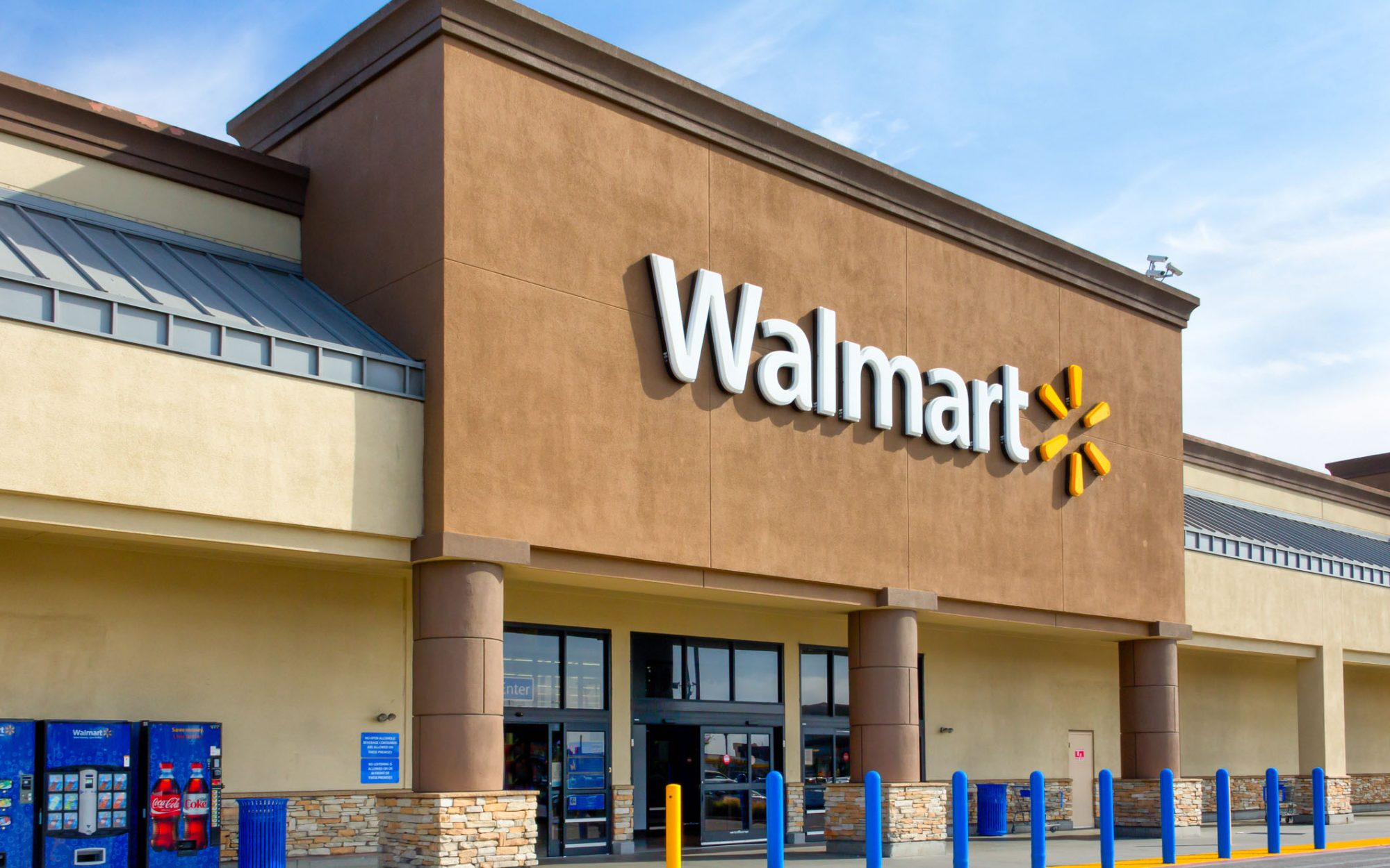 Walmart employees will now deliver packages to your home