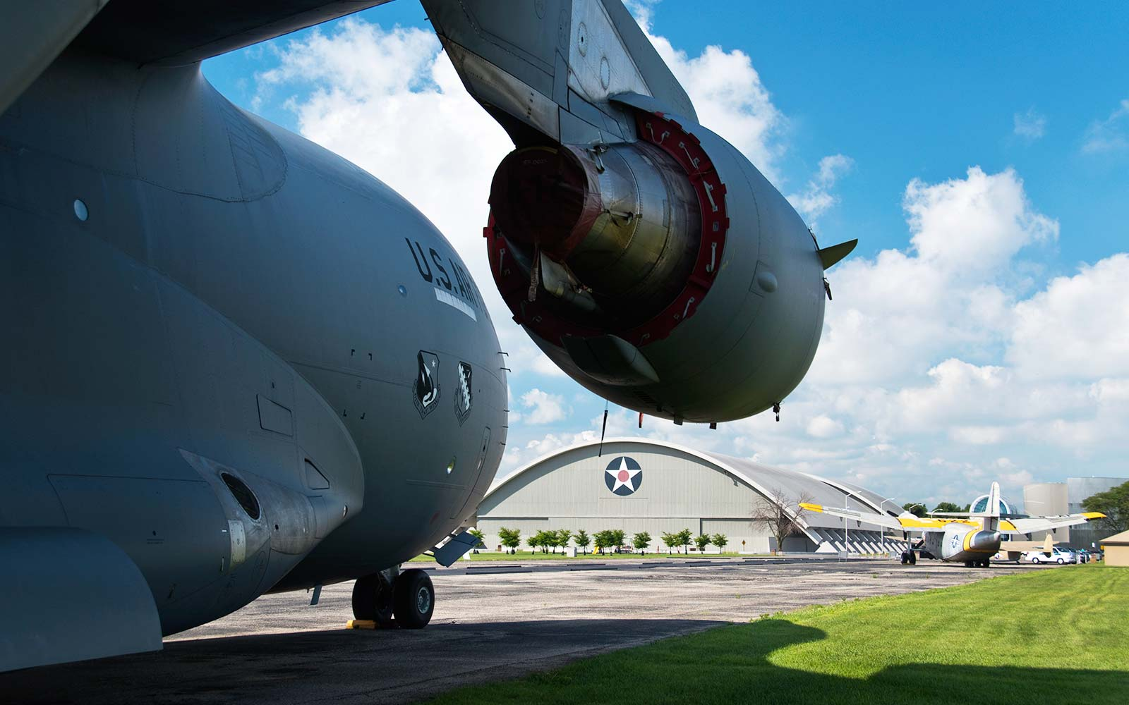 Where to see WWII planes