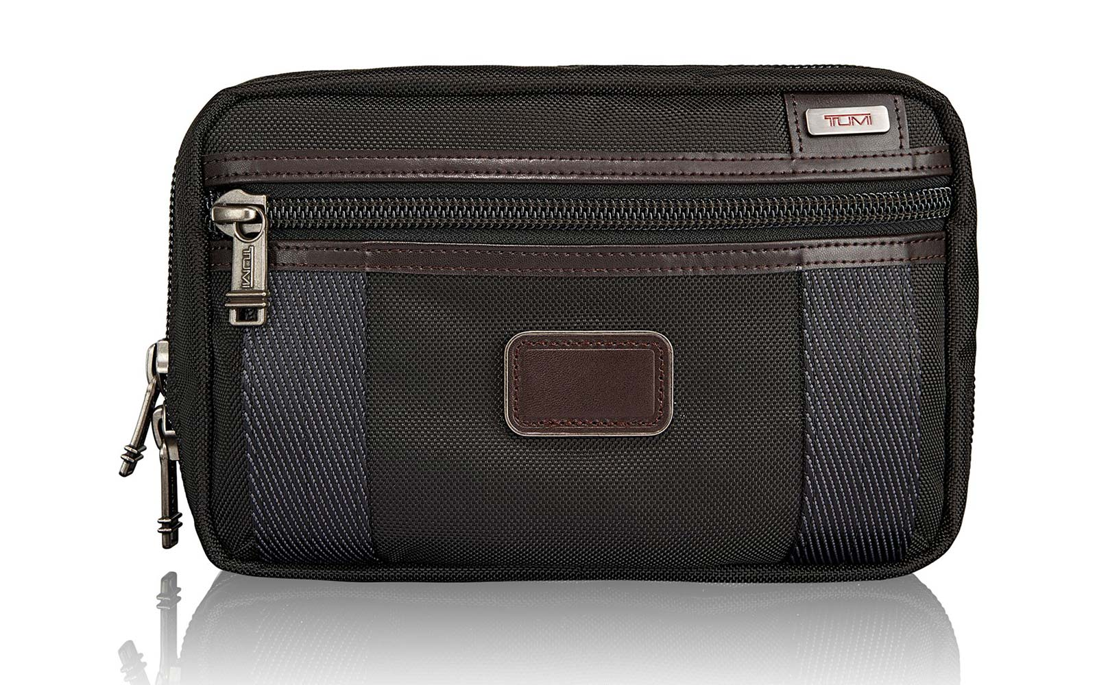 Tumi Mens Travel Dopp Vanity Kit