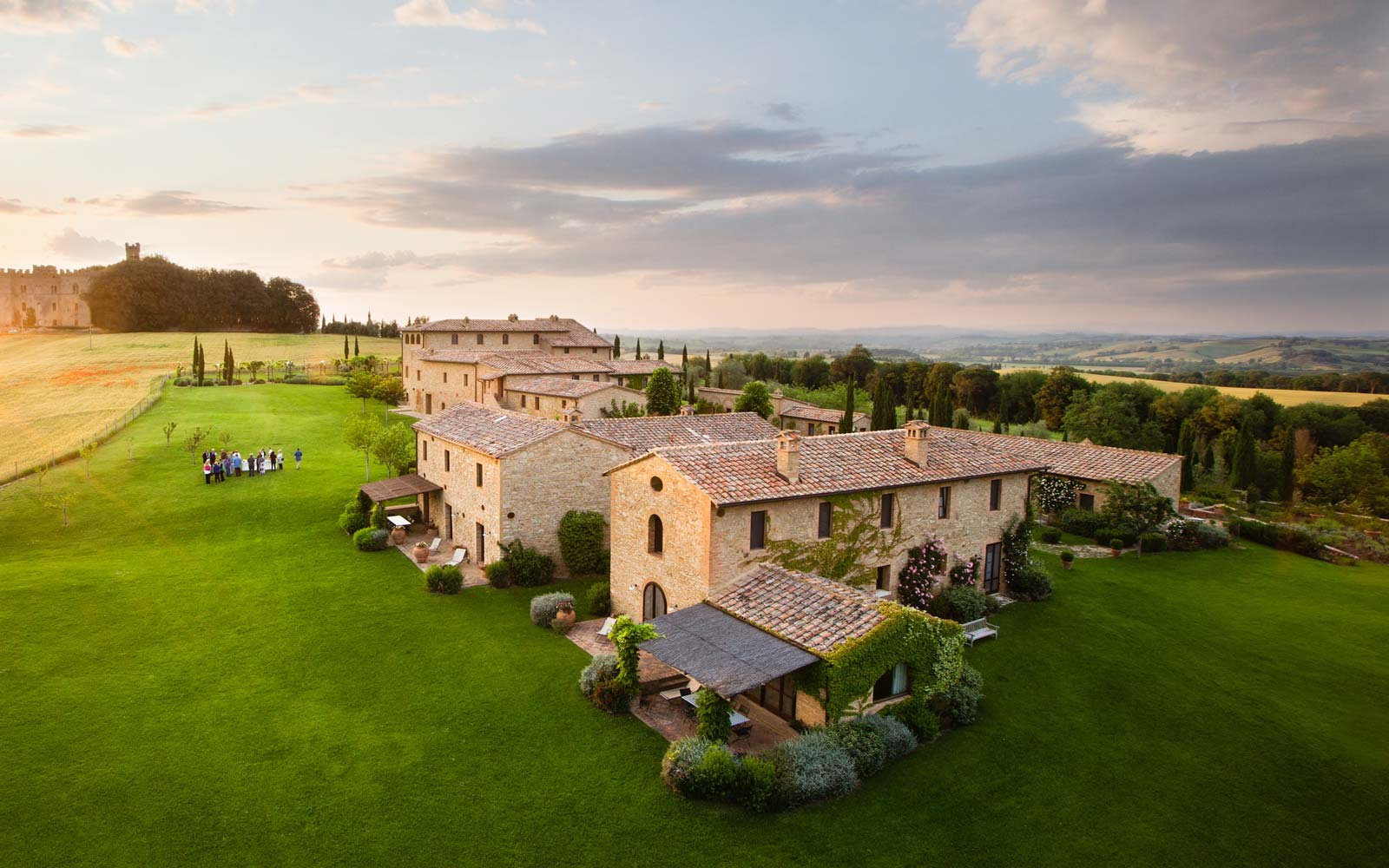Barack and Michelle Obama's Italian luxury villa is available for rent
